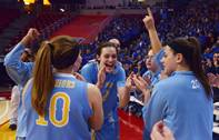 Glenbard South played for third place in the Class 3A state girls basketball tournament Saturday at Redbird Arena in Normal.