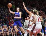 Glenbard South lost to Morton 35-21 for second place in Class 3A basketball final.