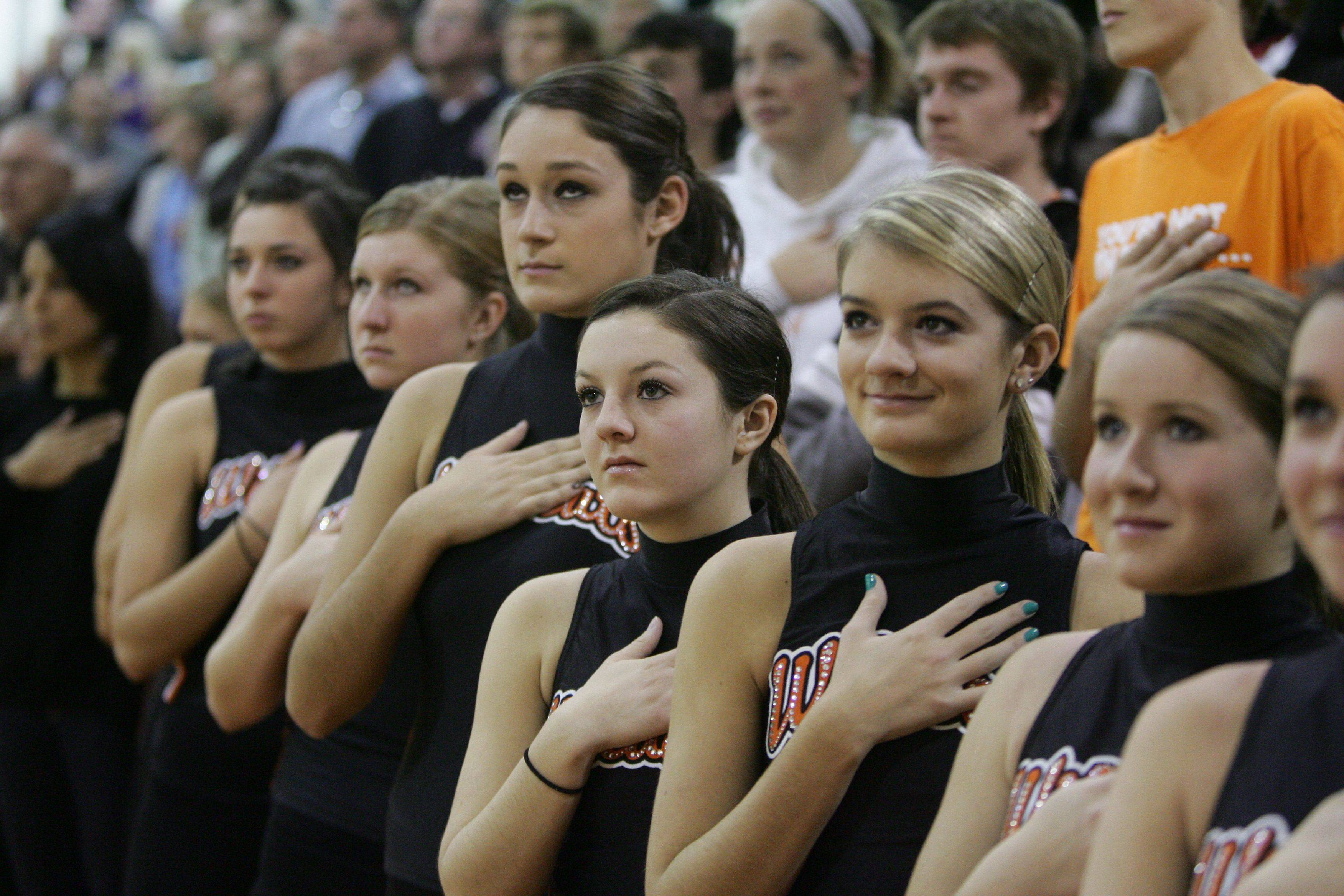 Images from the Stevenson at Libertyville girls basketball game Tuesday, November 30.