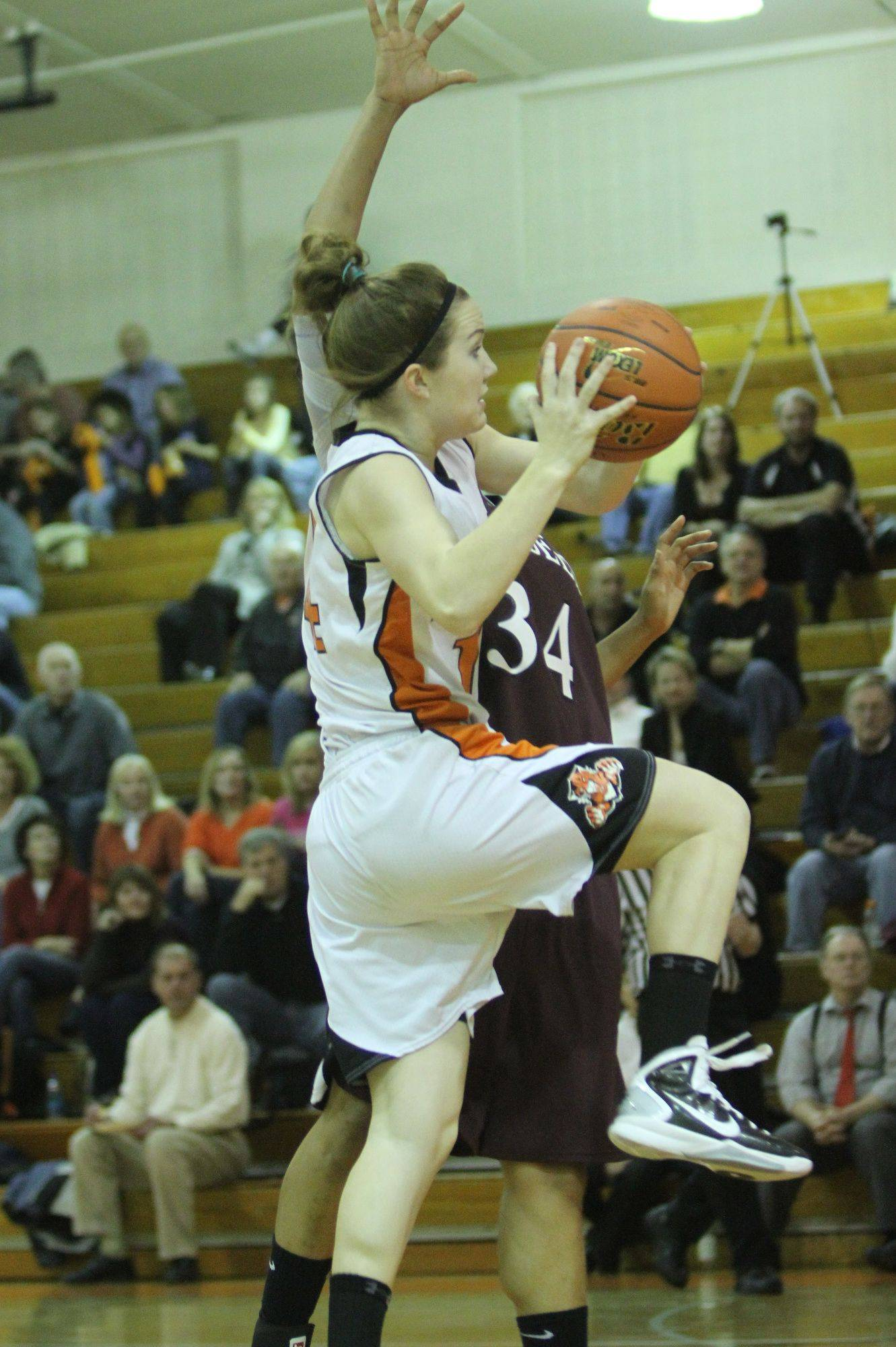 Images from the Zion-Benton at Libertyville girls basketball game Wednesday, December 8.