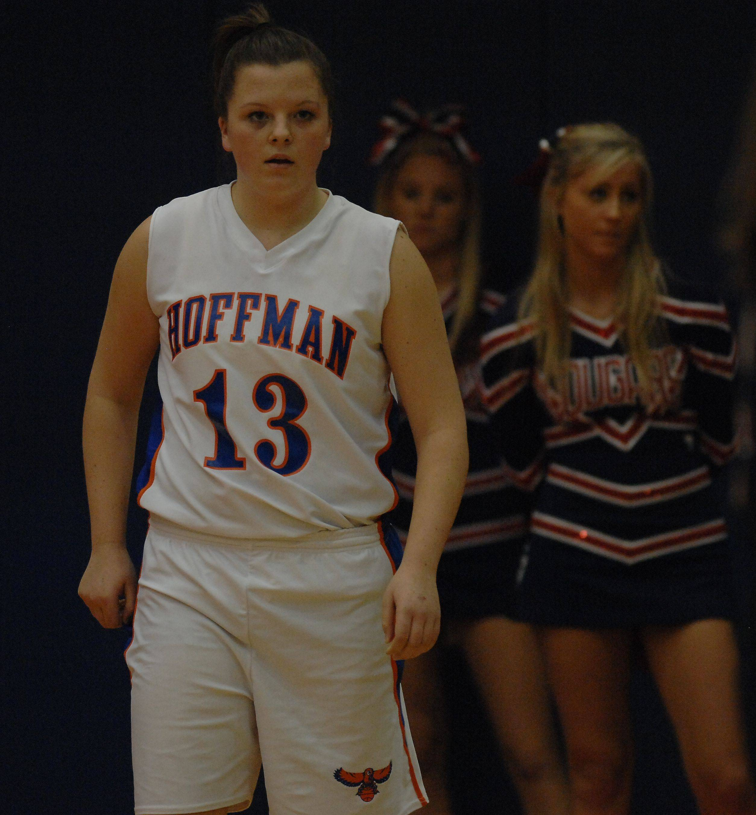 Images from the Conant vs Hoffman Estates girls basketball game in Hoffman Estates on Friday, December 10th.