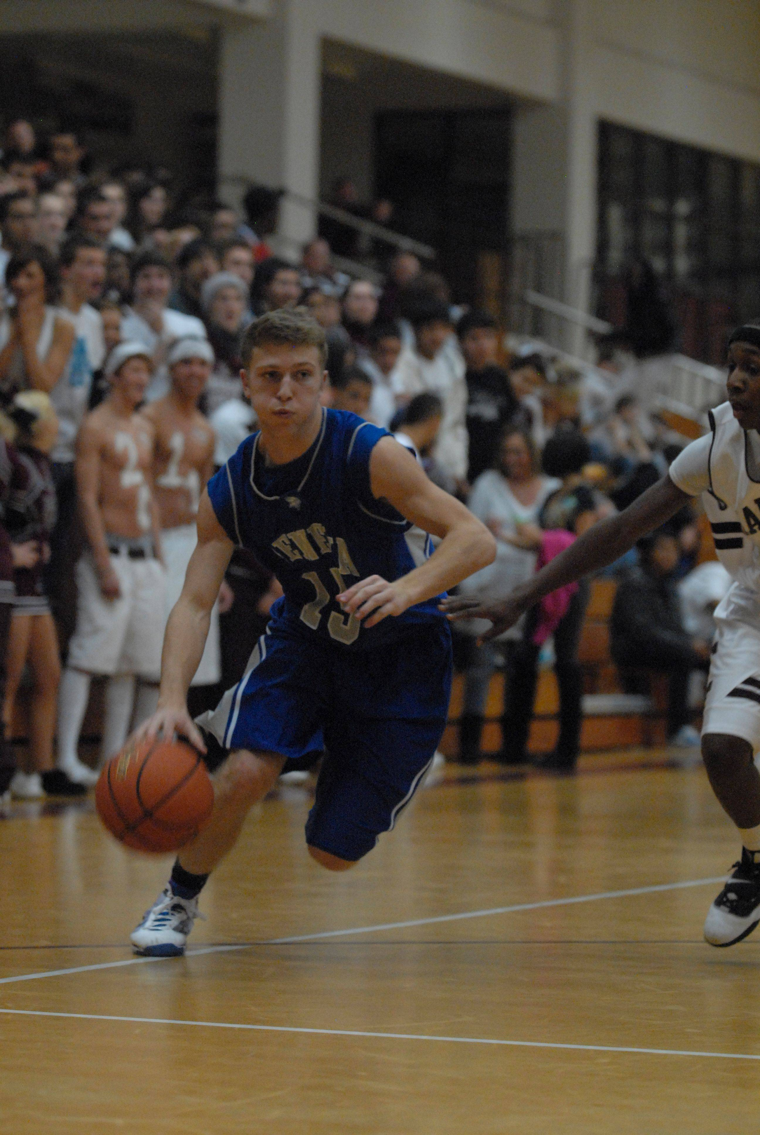 Images from the Geneva vs. Elgin boys basketball game Friday, December 10, 2010.