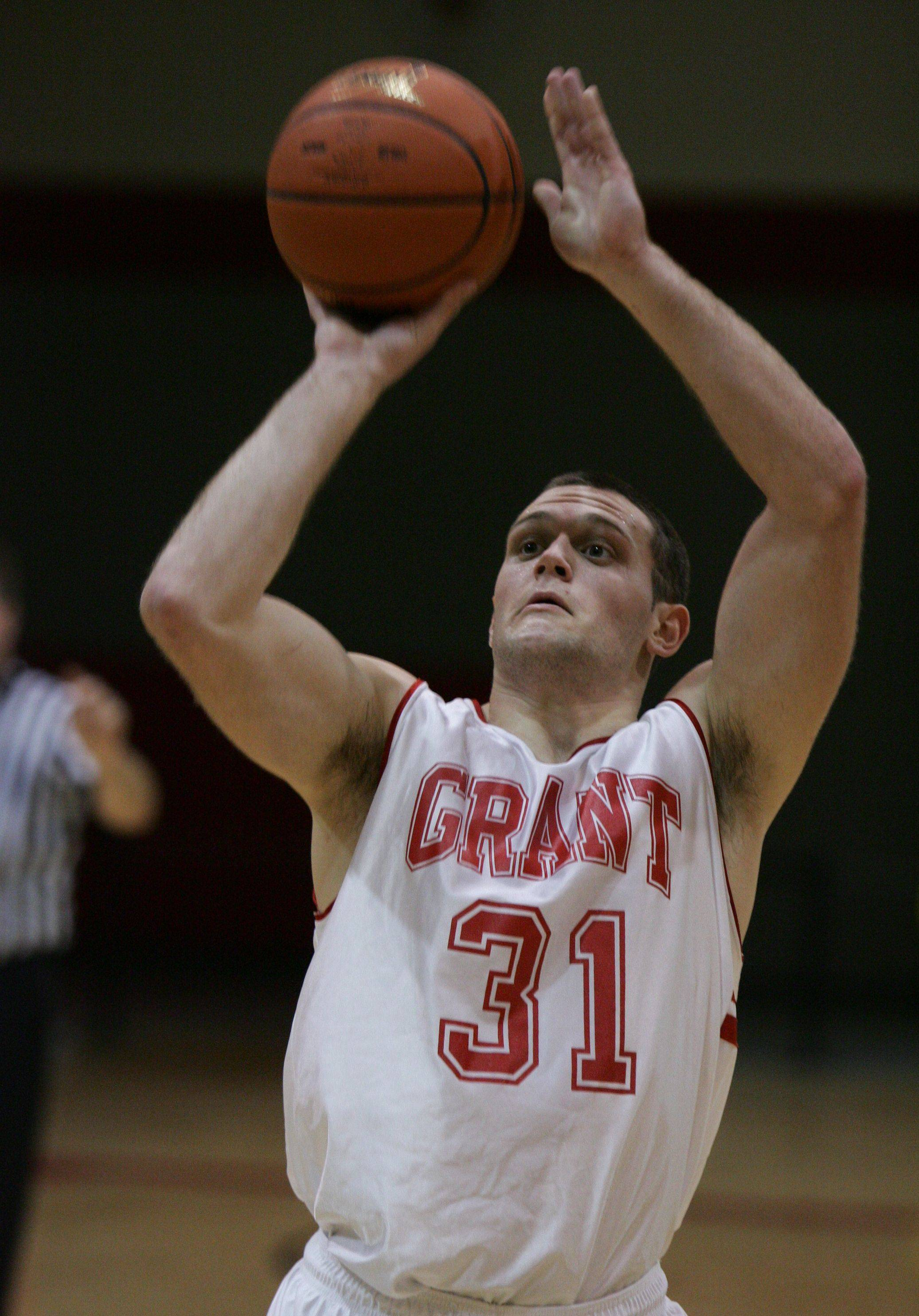 Images from the Round Lake at Grant boys basketball game Monday, December 20.