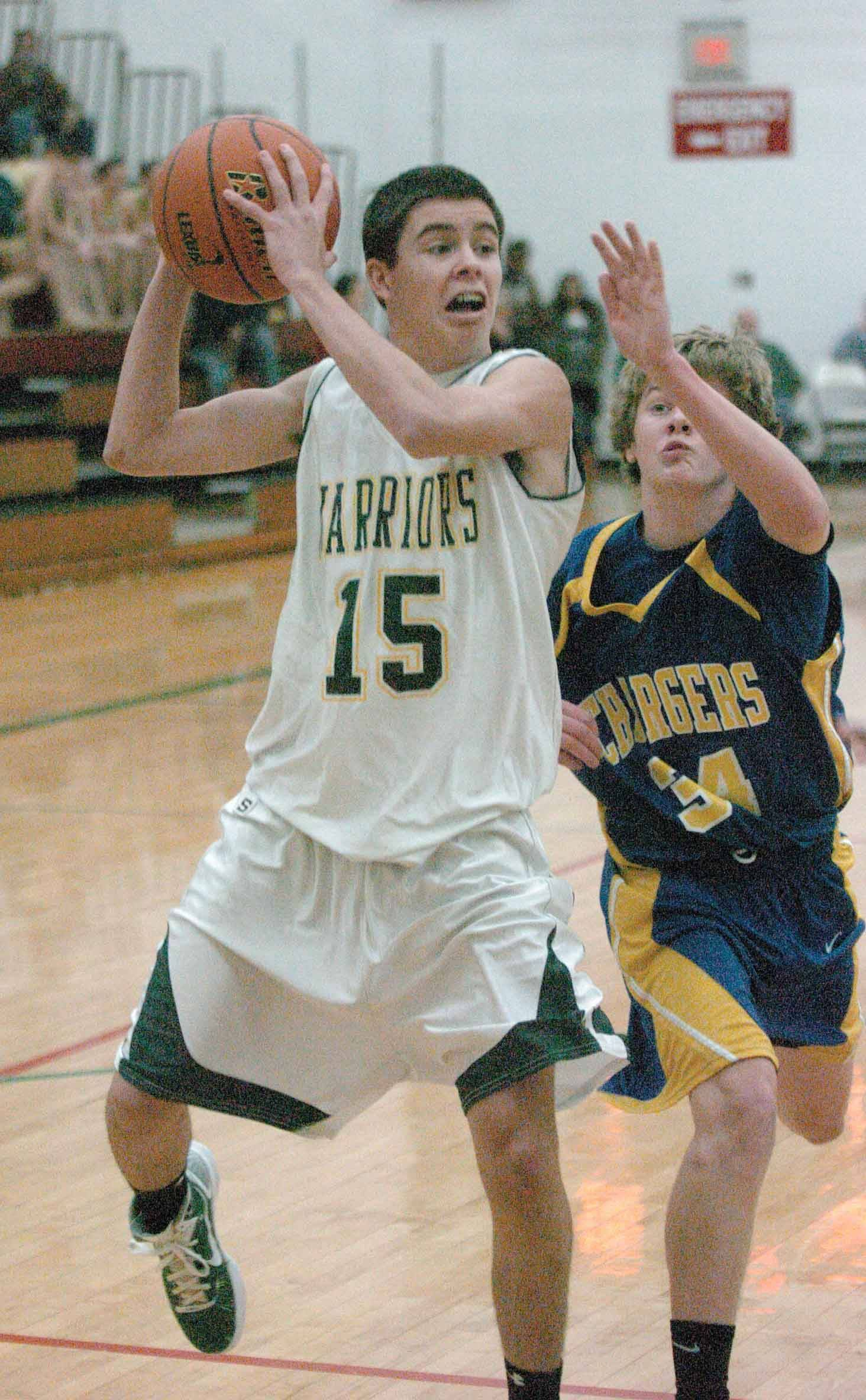 Malby's energy lifts Waubonsie Valley