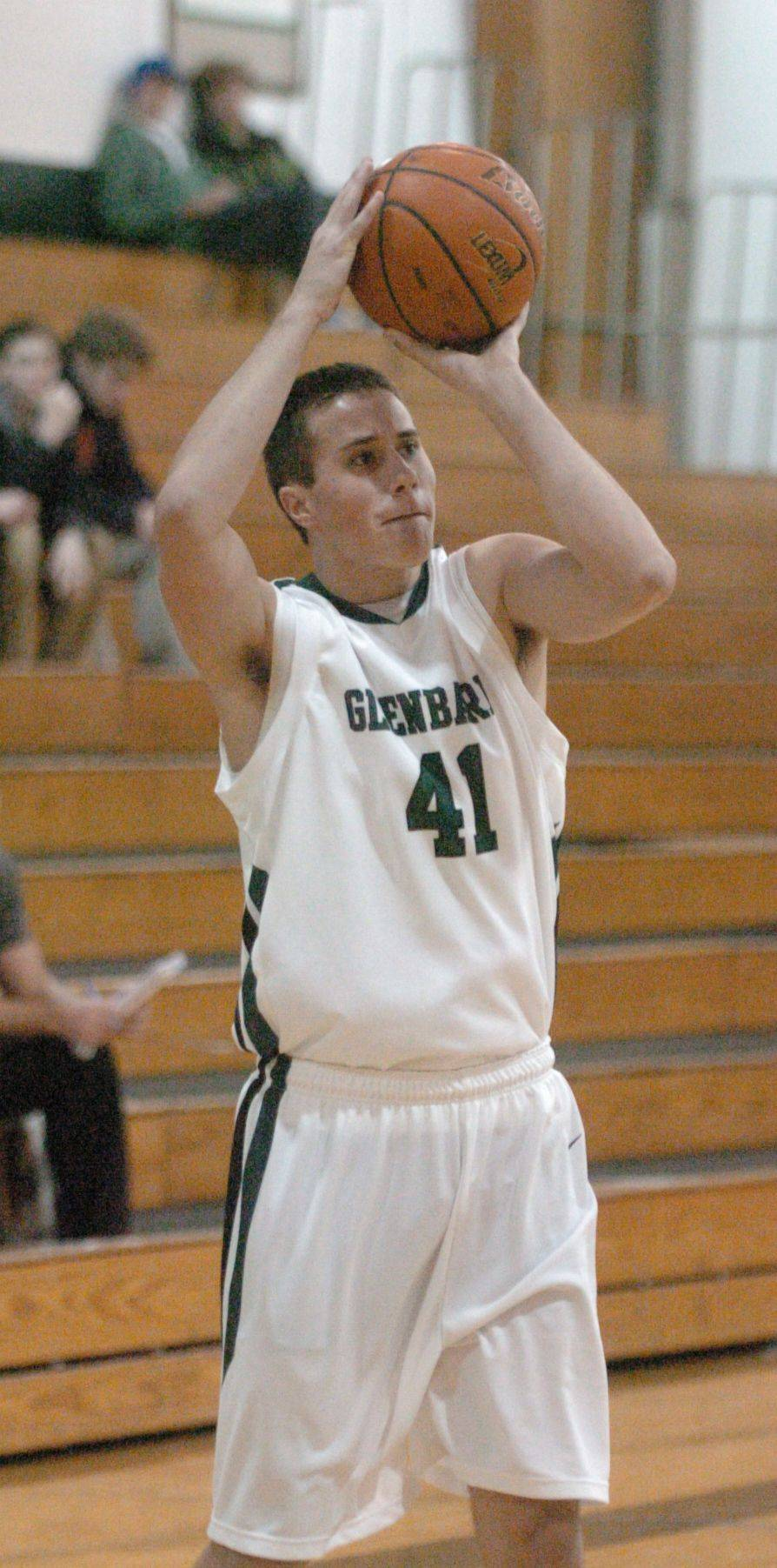 Images from the Fenton vs. Glenbard West boys basketball game on Tuesday, December 21, 2010.