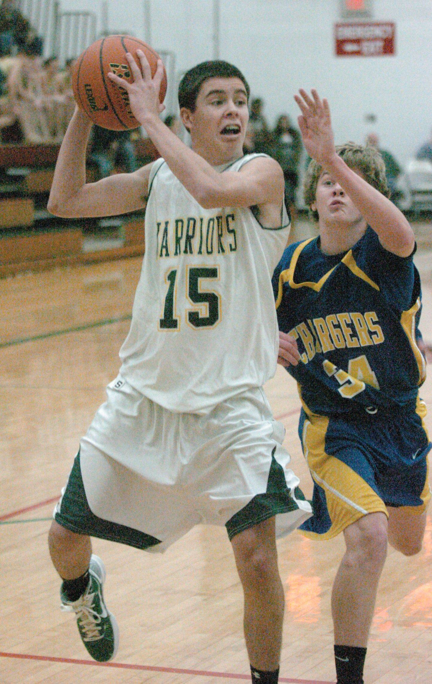 Images from the Aurora Central vs. Waubonsie Valley boys basketball game on Tuesday, December 21, 2010.