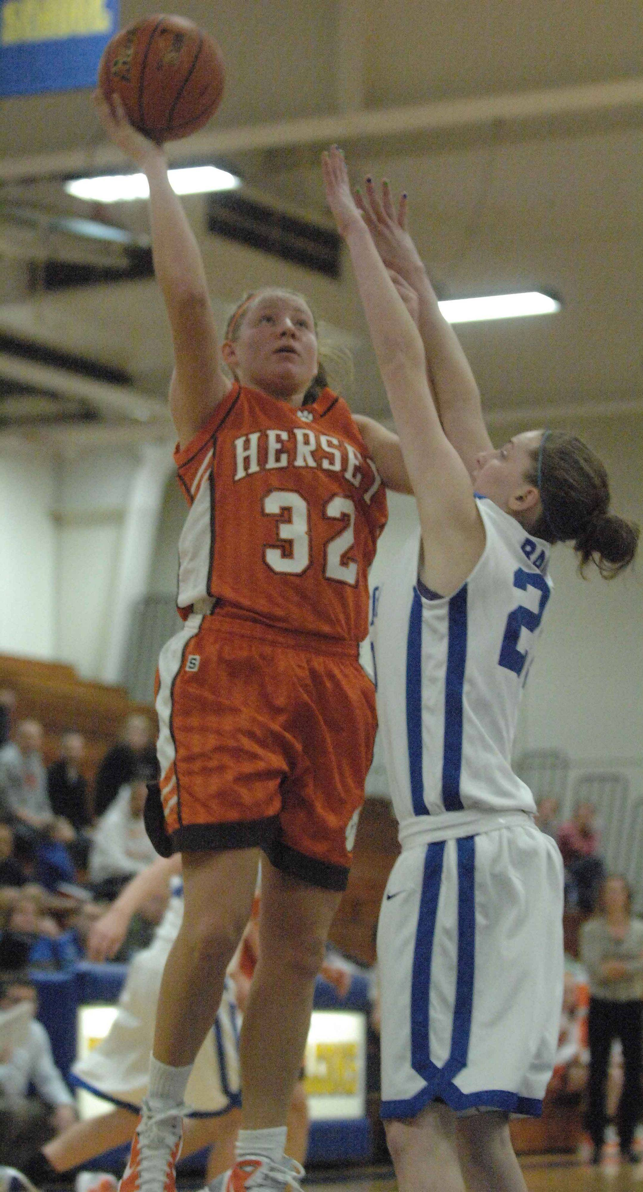 Hersey outlasts Wheaton North in second OT