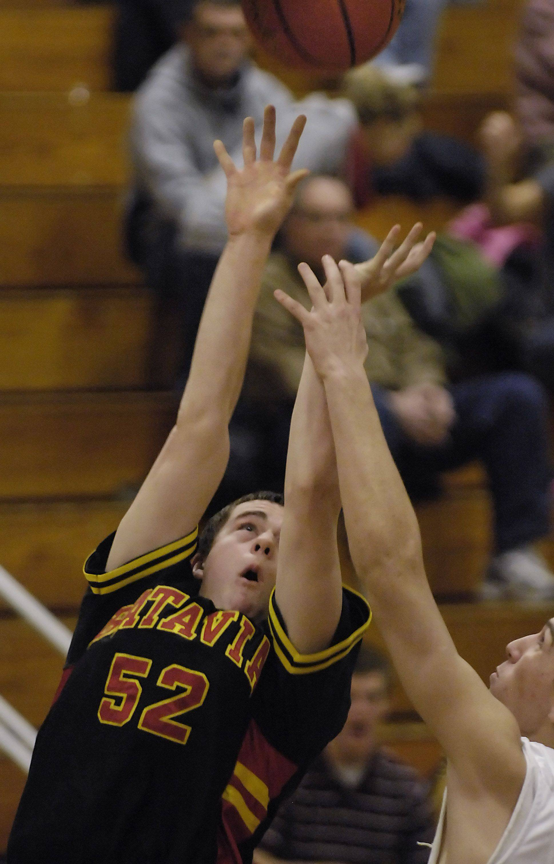 Batavia loses at the buzzer