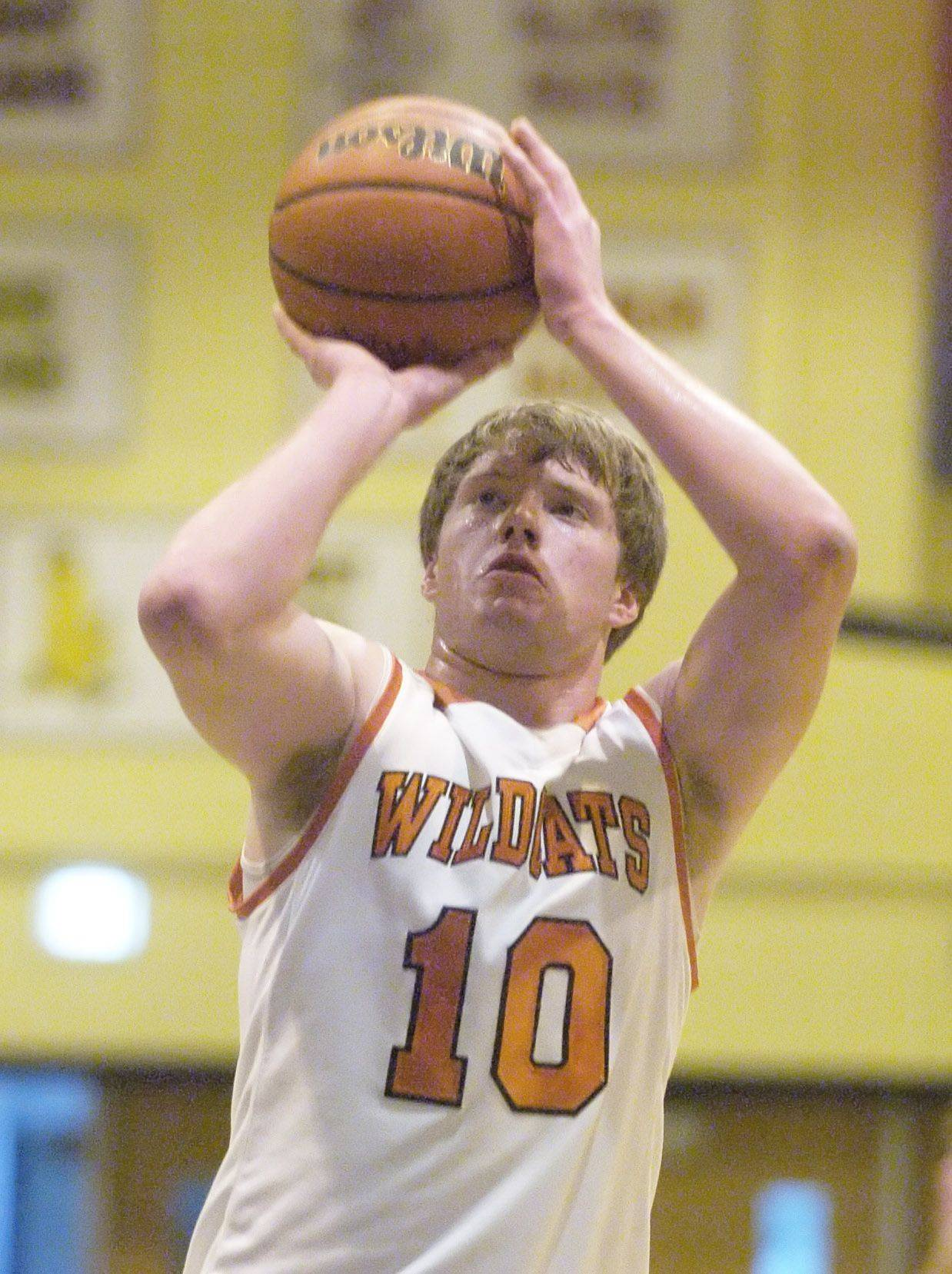 Images from the Libertyville vs. Notre Dame boys basketball game Wednesday, December 29, 2010.