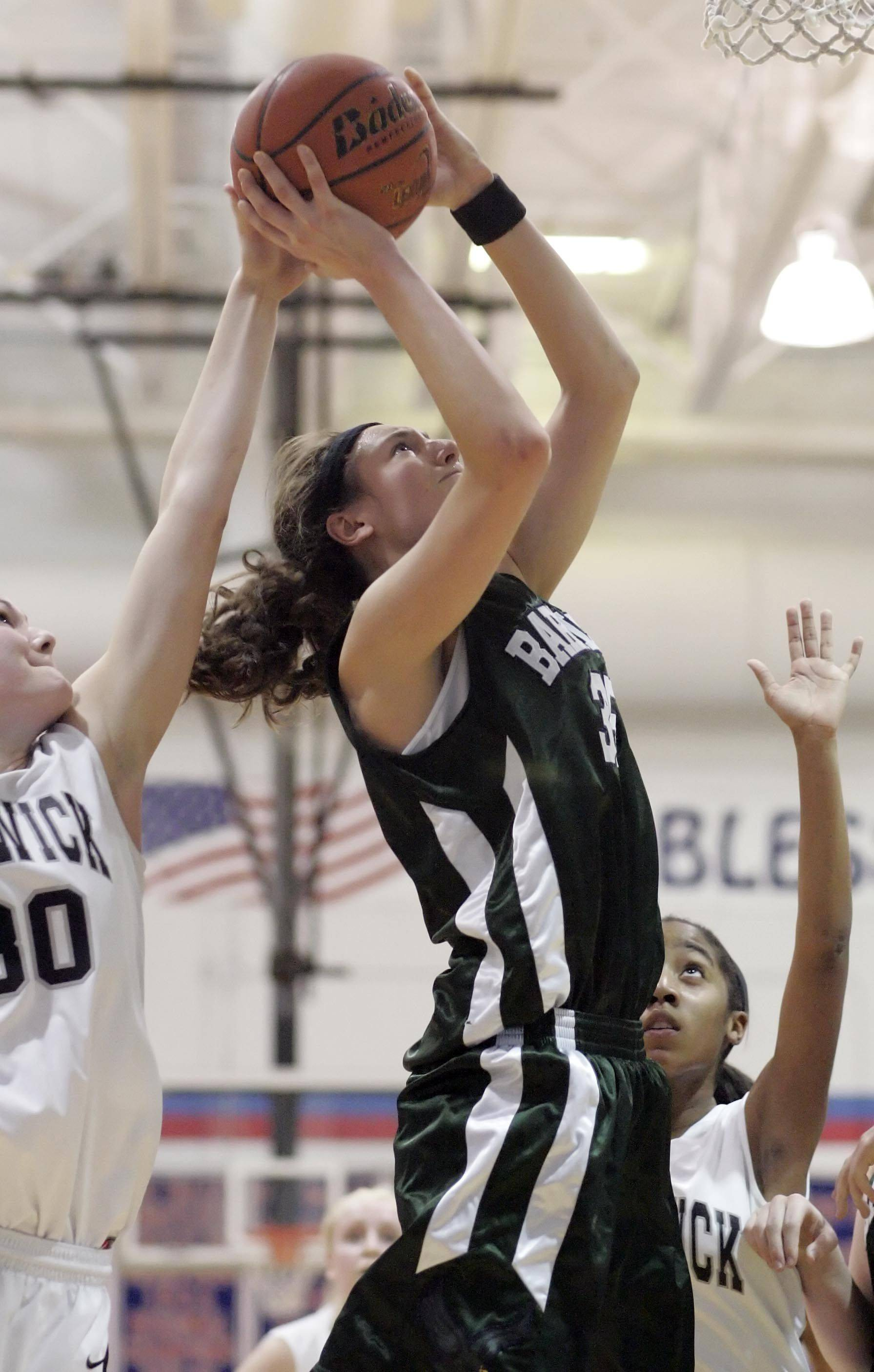 Images of Bartlett vs Fenwick girls basketball