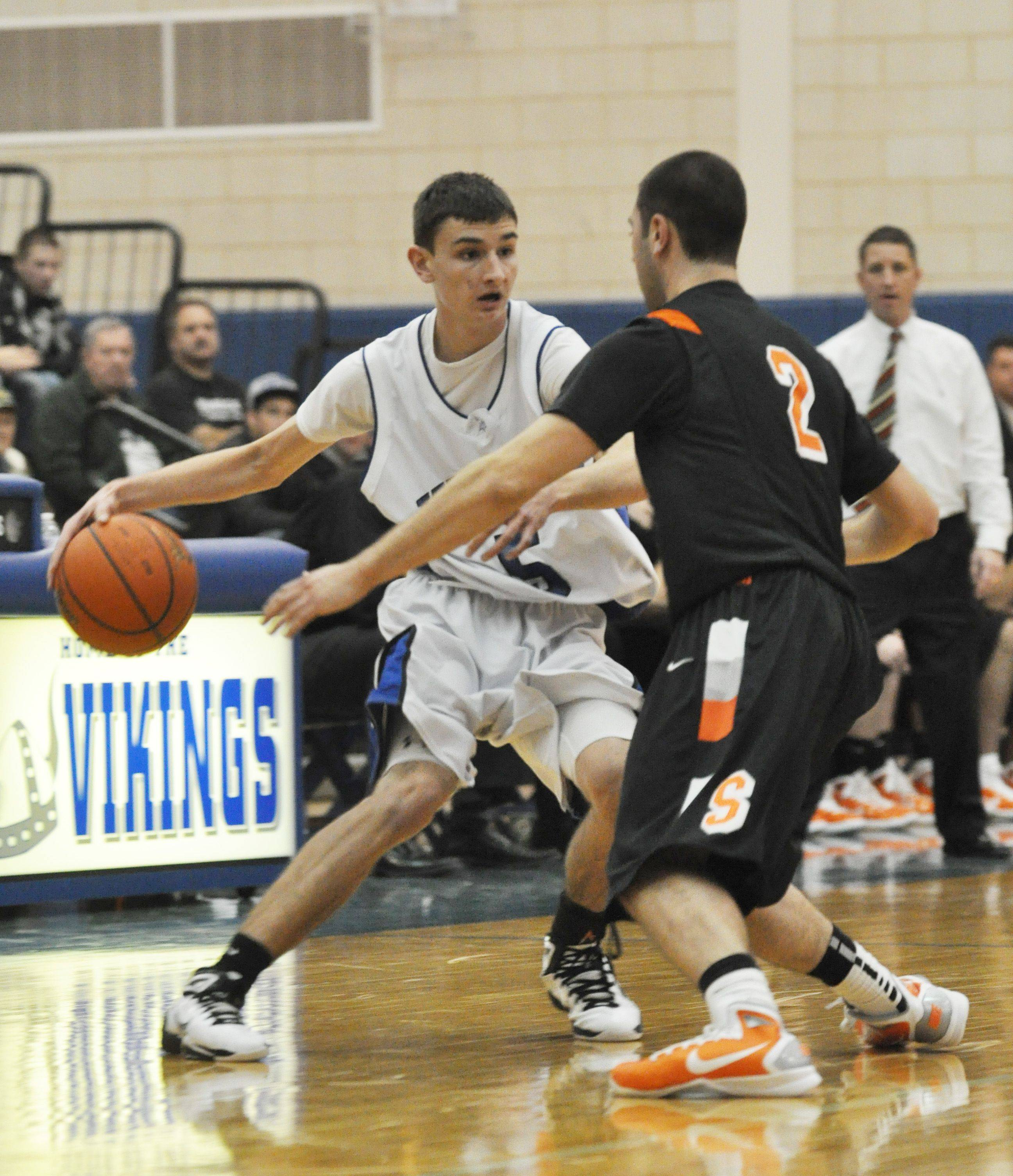 Team effort keys St. Charles East's charge