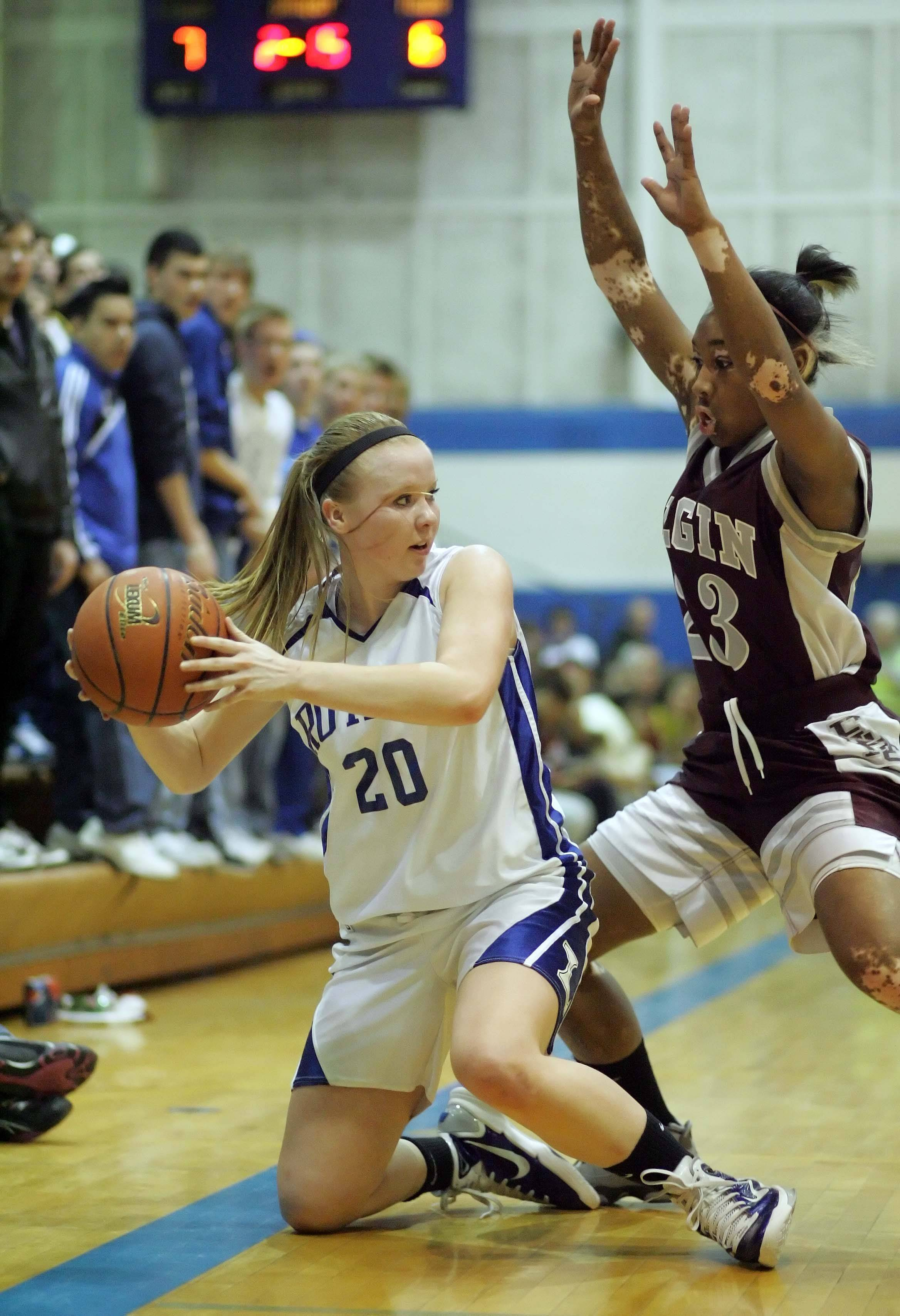 Larkin notches another win over Elgin