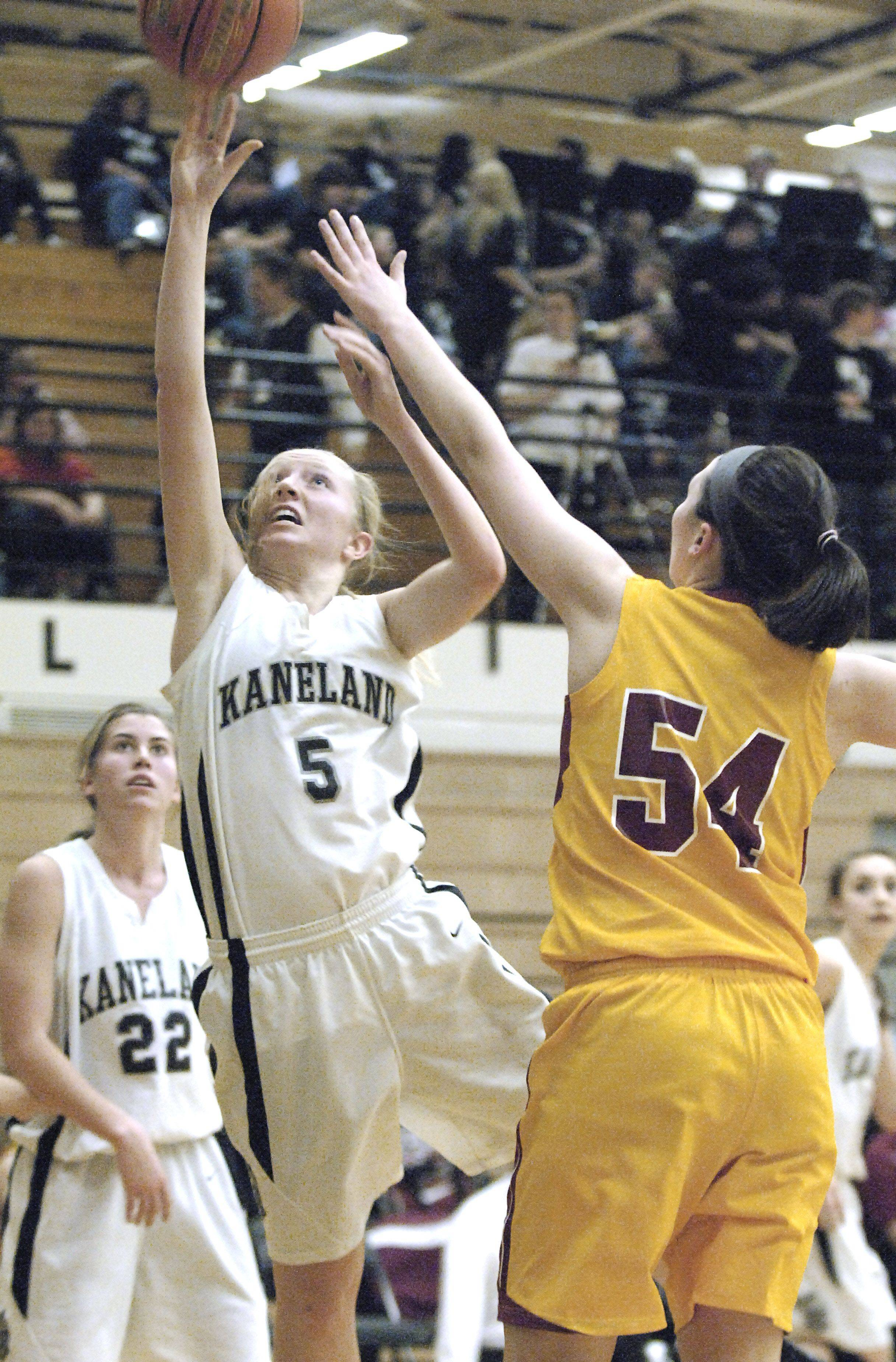 Kaneland rallies, then goes cold in overtime