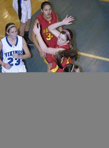 Images from the Batavia vs. Geneva girls basketball game Friday, January 21, 2011.