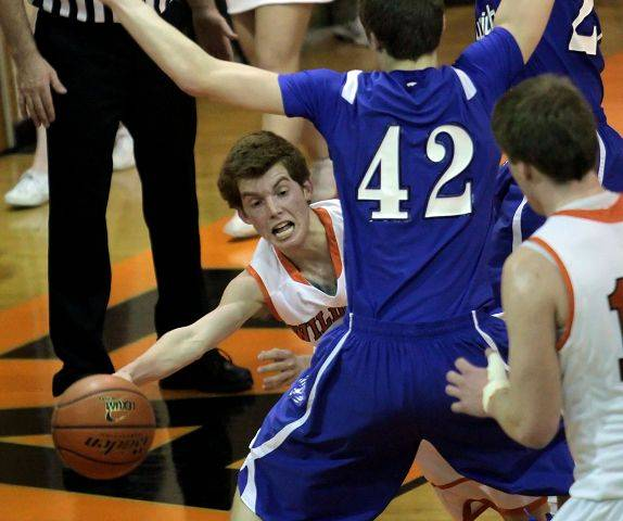 Libertyville passes up Lake Zurich