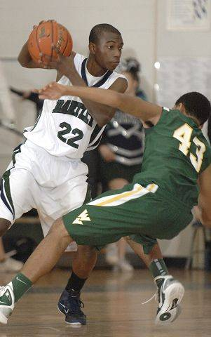 Bartlett holds off Waubonsie Valley