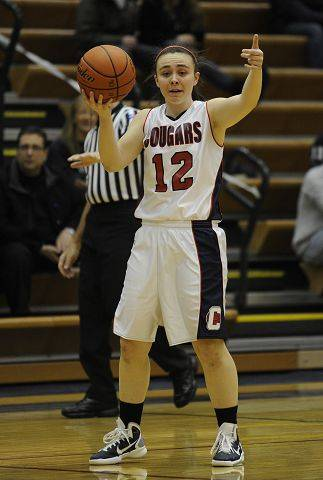 Images from the Hoffman Estates vs. Conant girls basketball game in Hoffman Estates on Thursday, January 27th.