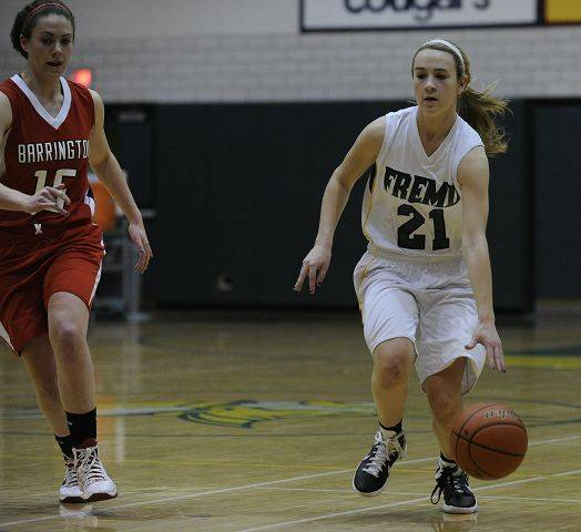 Images from the Barrington vs. Fremd girls basketball game Friday, February 4, 2011.