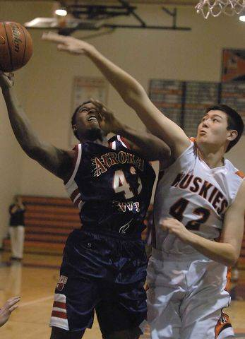 Naperville North tips West Aurora