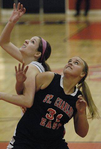 Images: Batavia plays St. Charles East Monday in St. Charles.