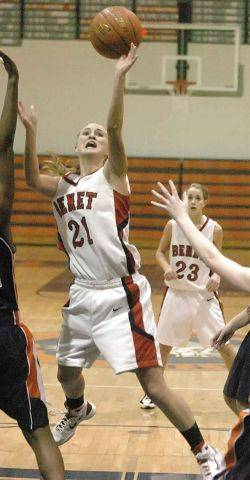Benet withstands Naperville North comeback