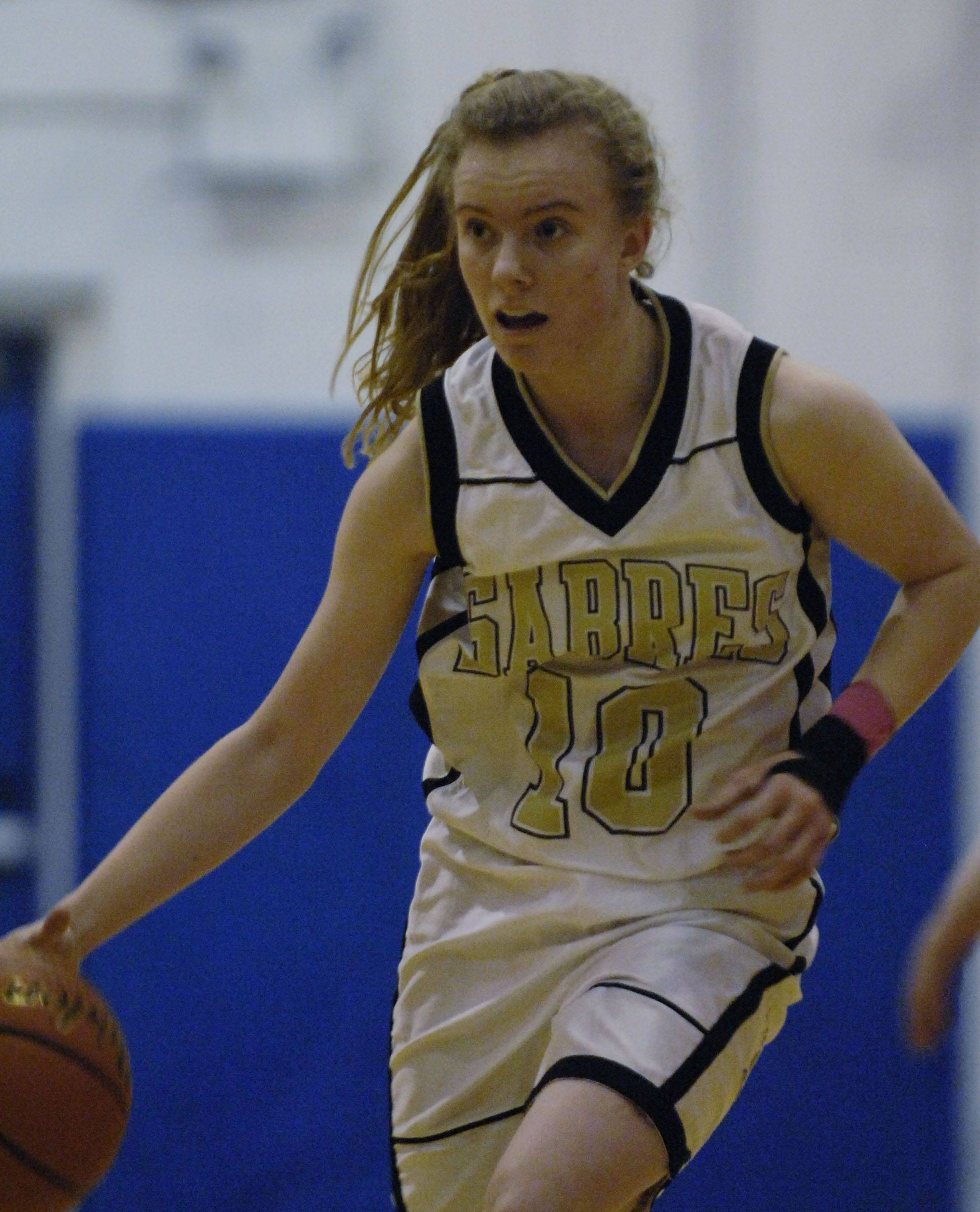 Images: Dundee-Crown vs. Streamwood girls basketball