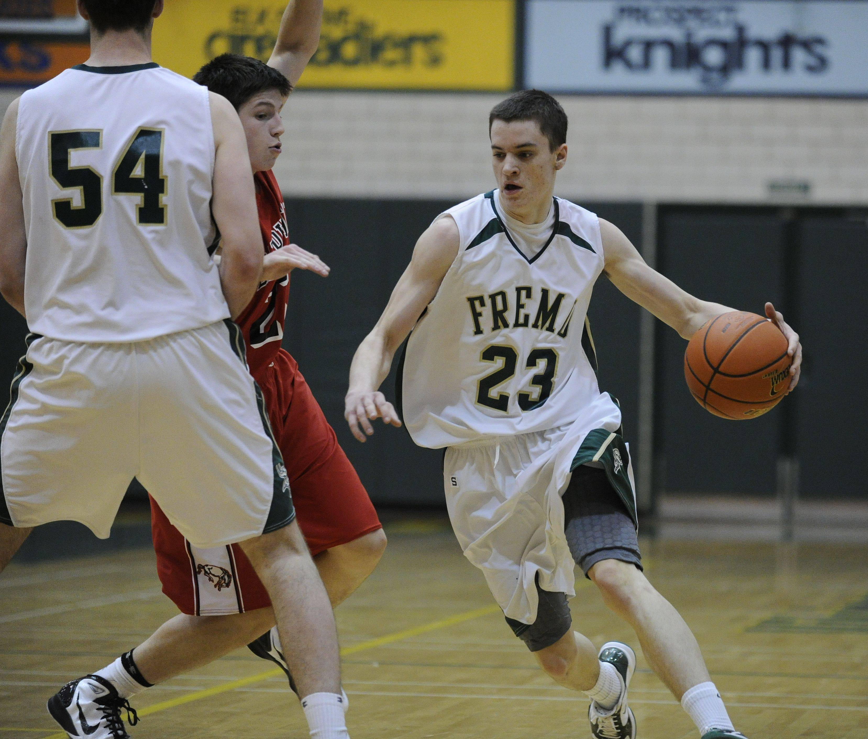Zach Monaghan and Fremd look to atone for last year's early postseason exit.