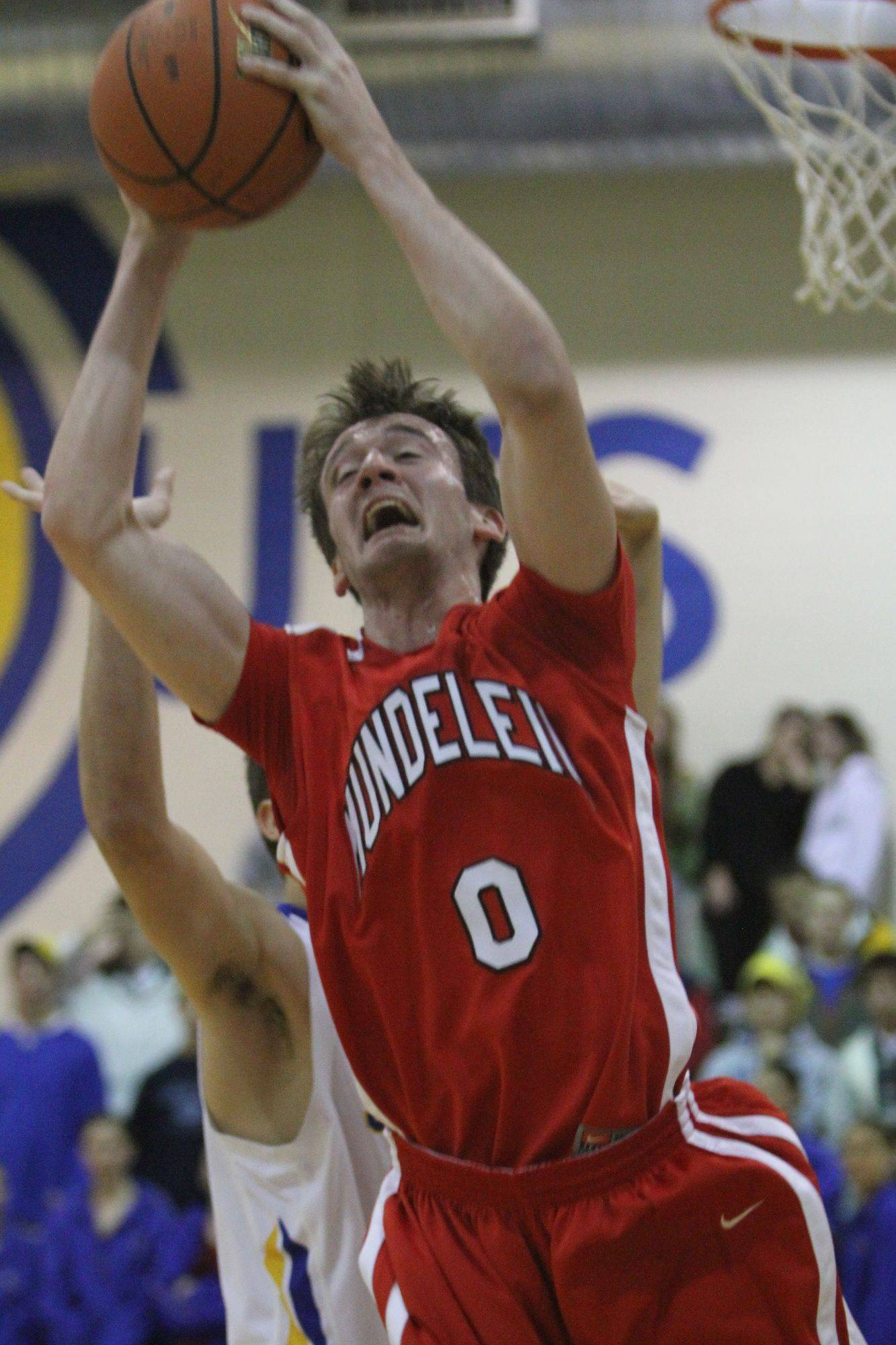 Evansville-bound Ryan Sawvell has Mundelein looking to make a big postseason splash.