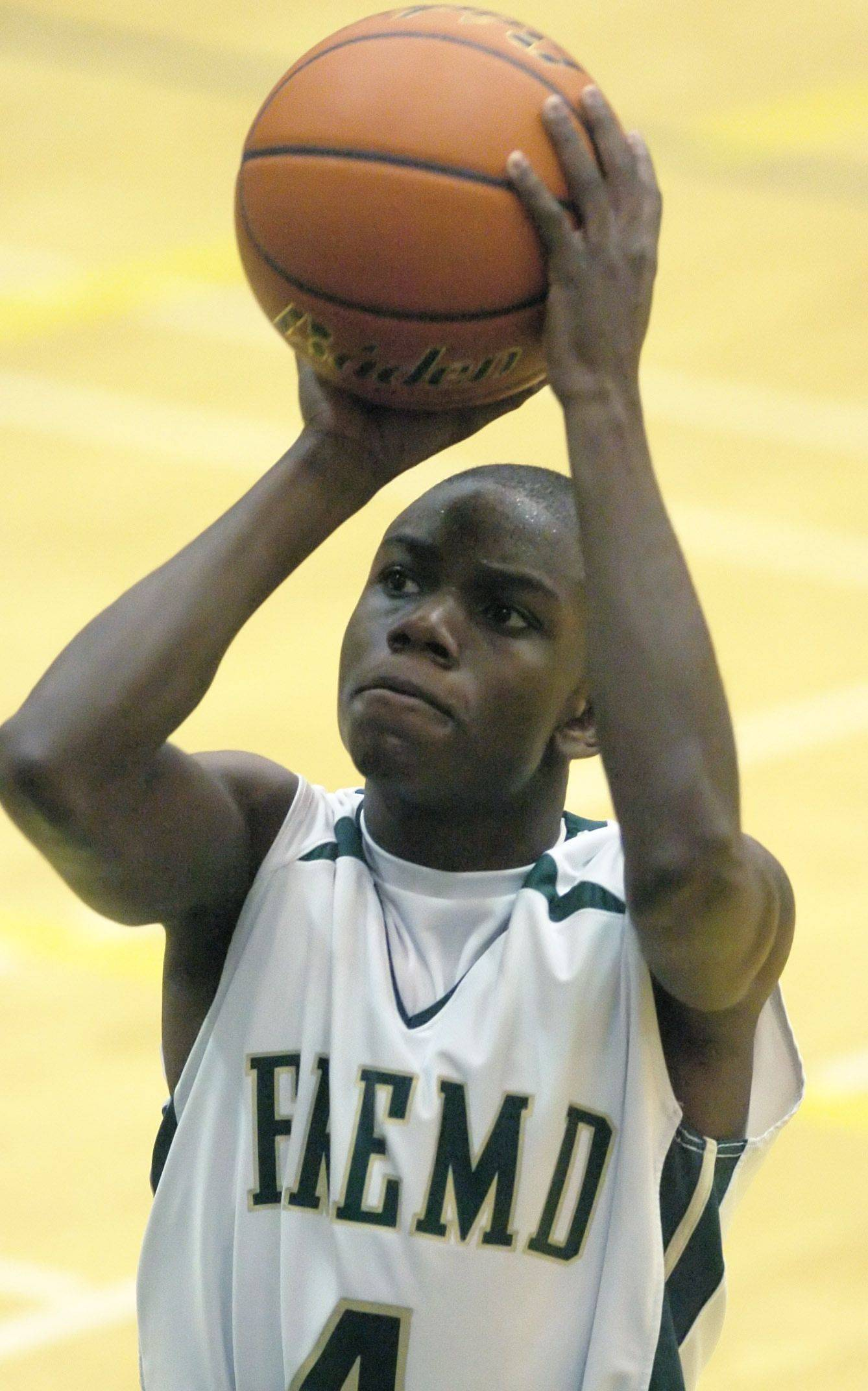 Fremd and Quinton Brown are shooting for a regional title at home tonight against Lake Forest.