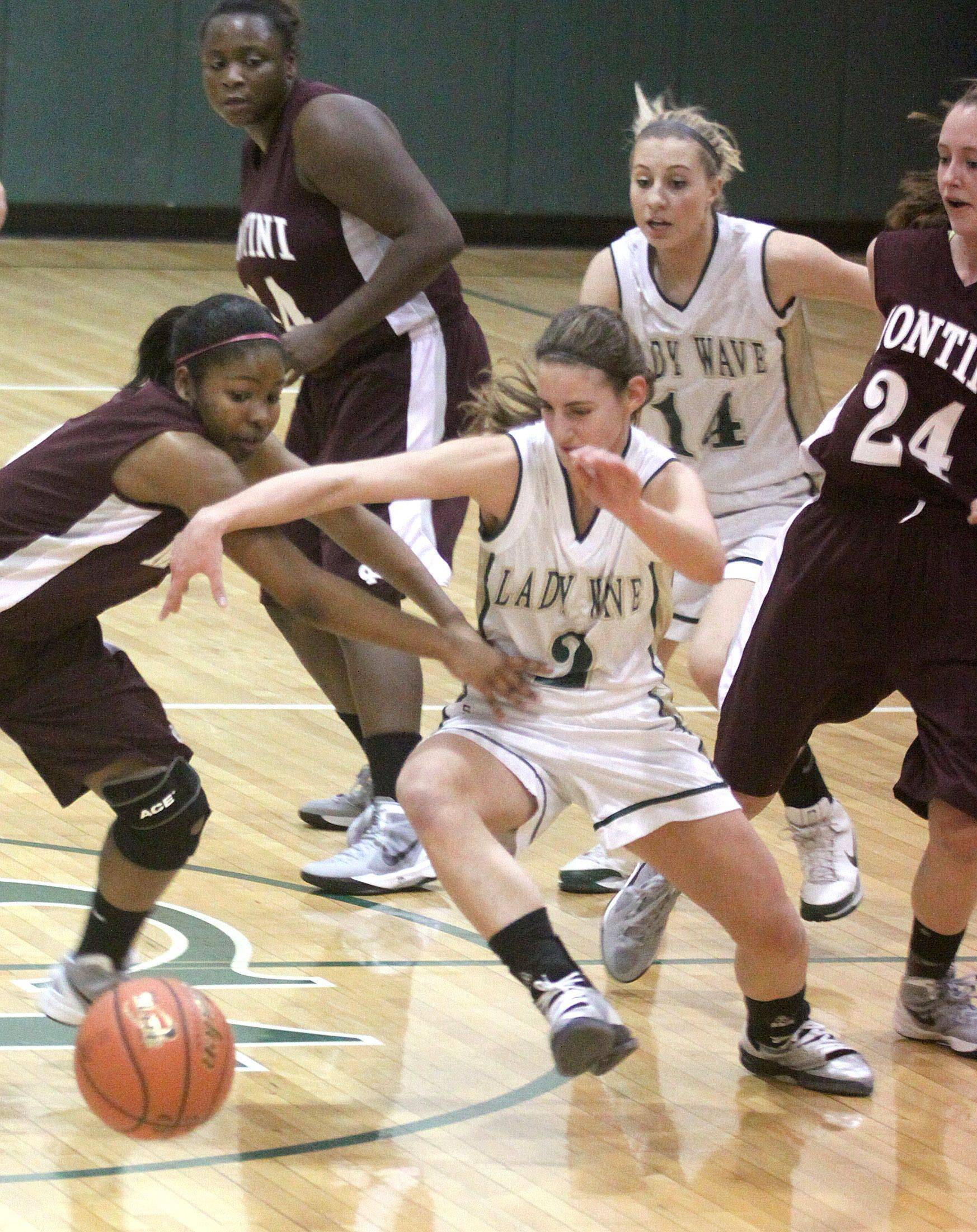 Montini puts away St. Edward in 2nd half