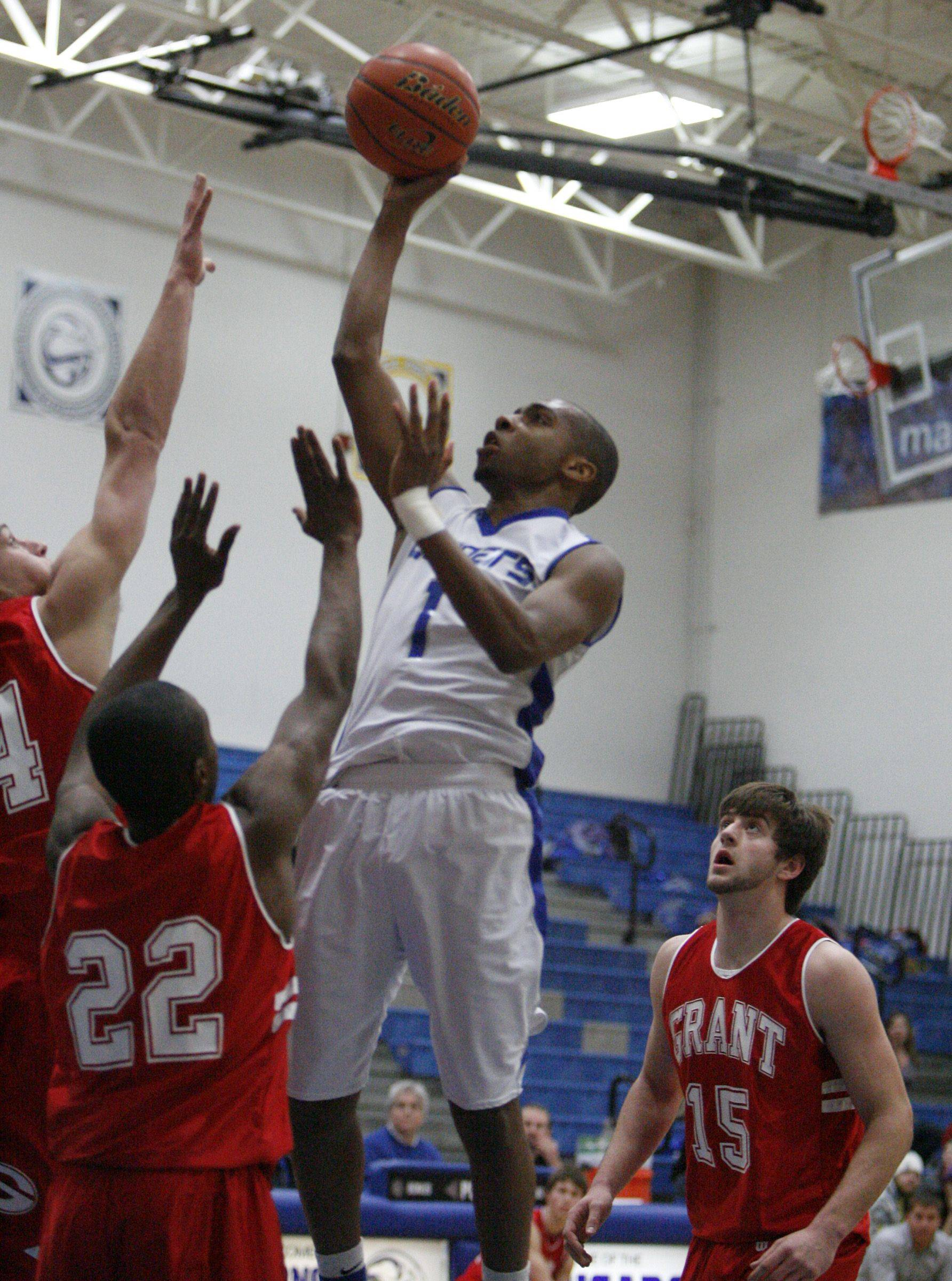 Images from the Grant at Vernon Hills boys basketball game Friday, Feb. 10.