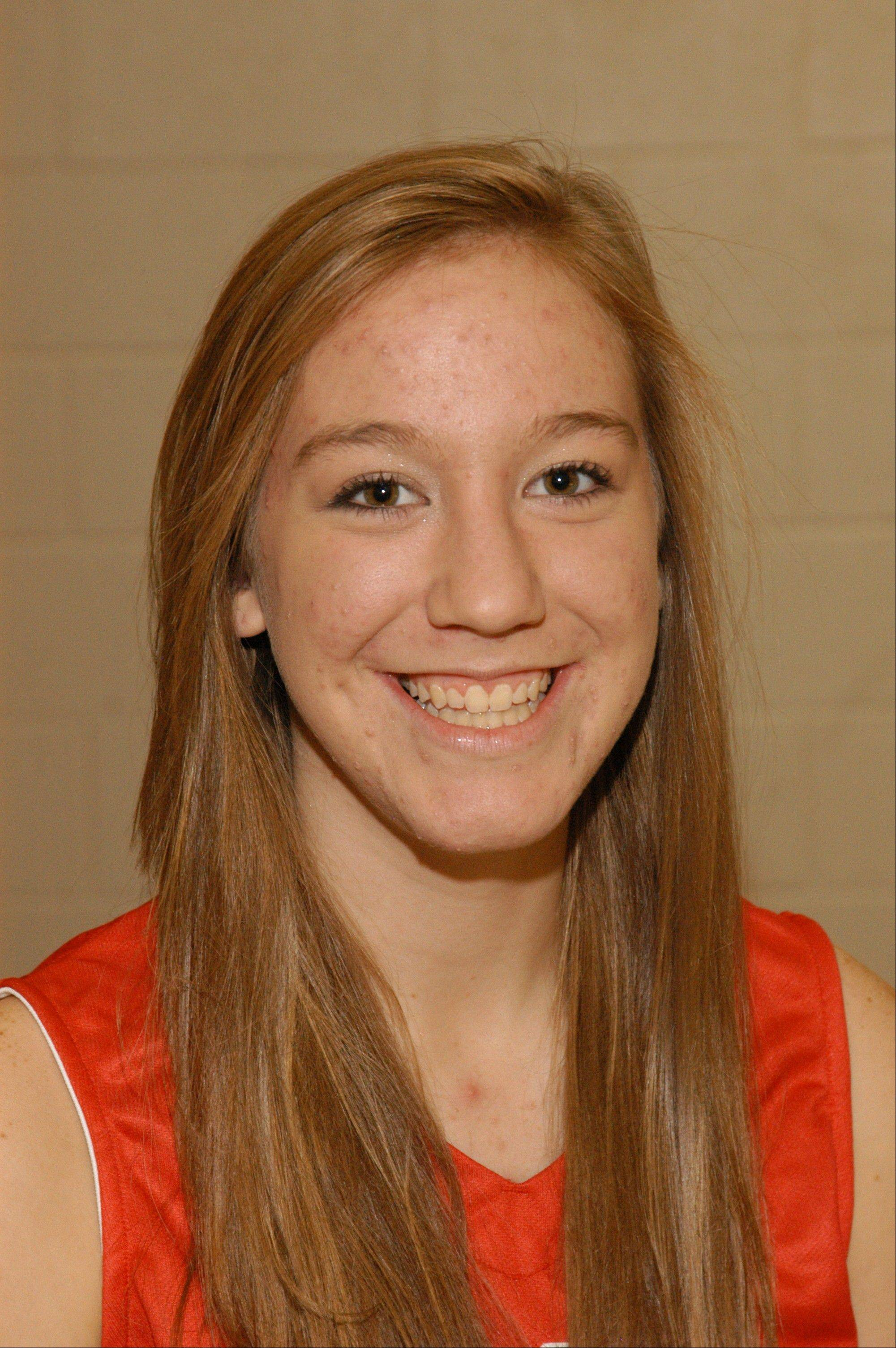 Girls basketball all-area team: DuPage County