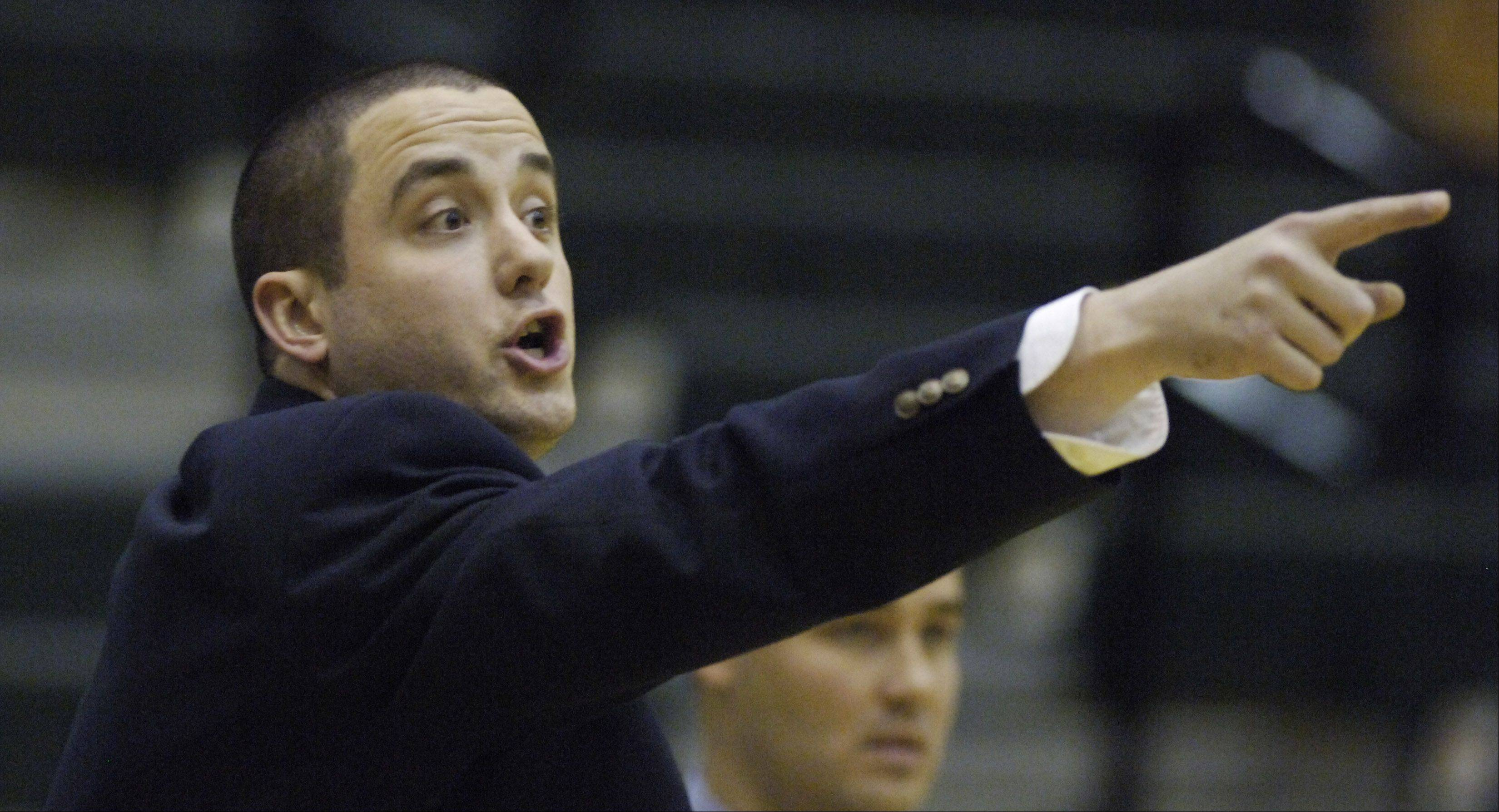 Rolling Meadows girls basketball coach Todd Hatfield has resigned after four seasons.