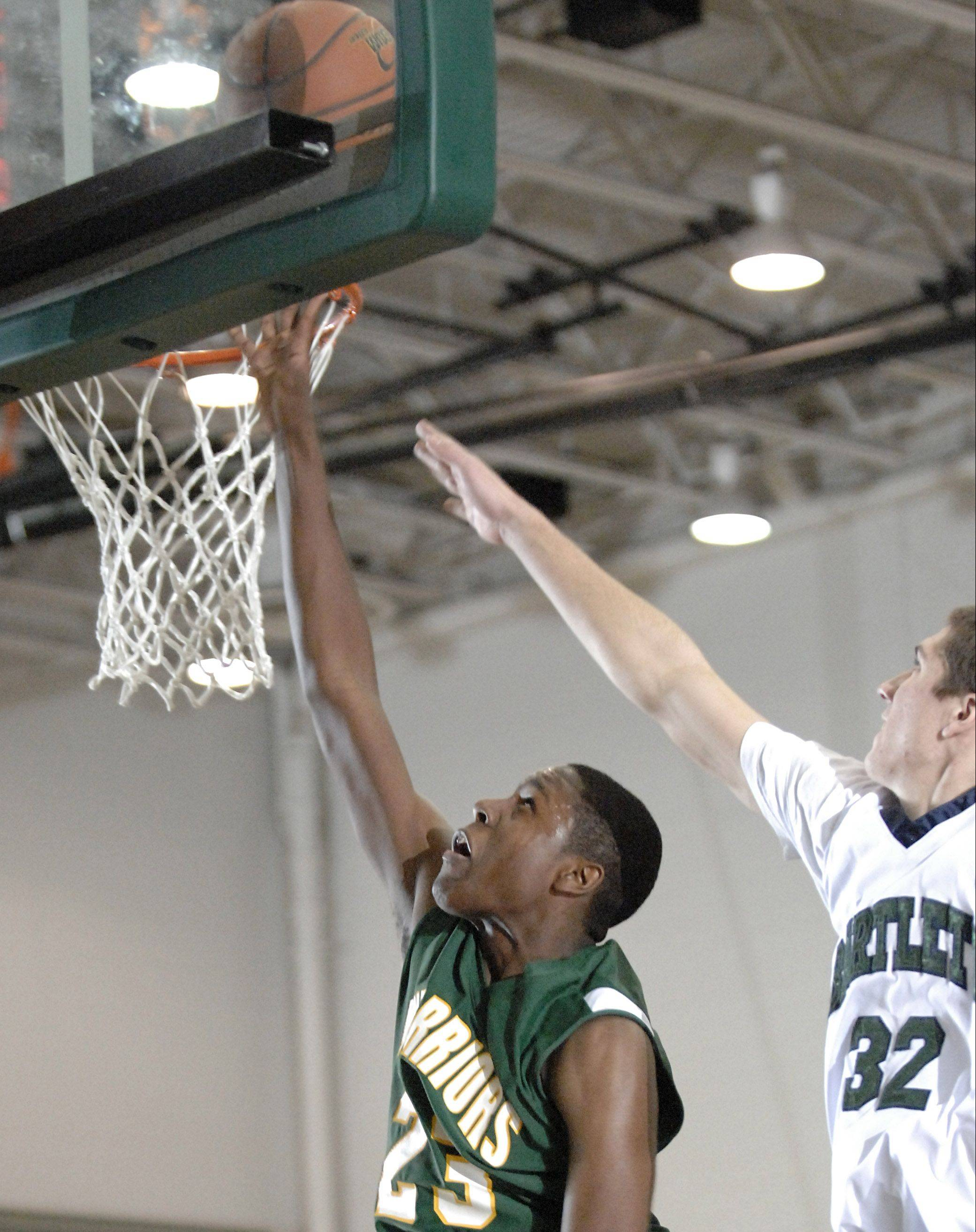 Waubonsie Valley's Jared Brownridge committed Tuesday to play basketball at Santa Clara University in California next year.