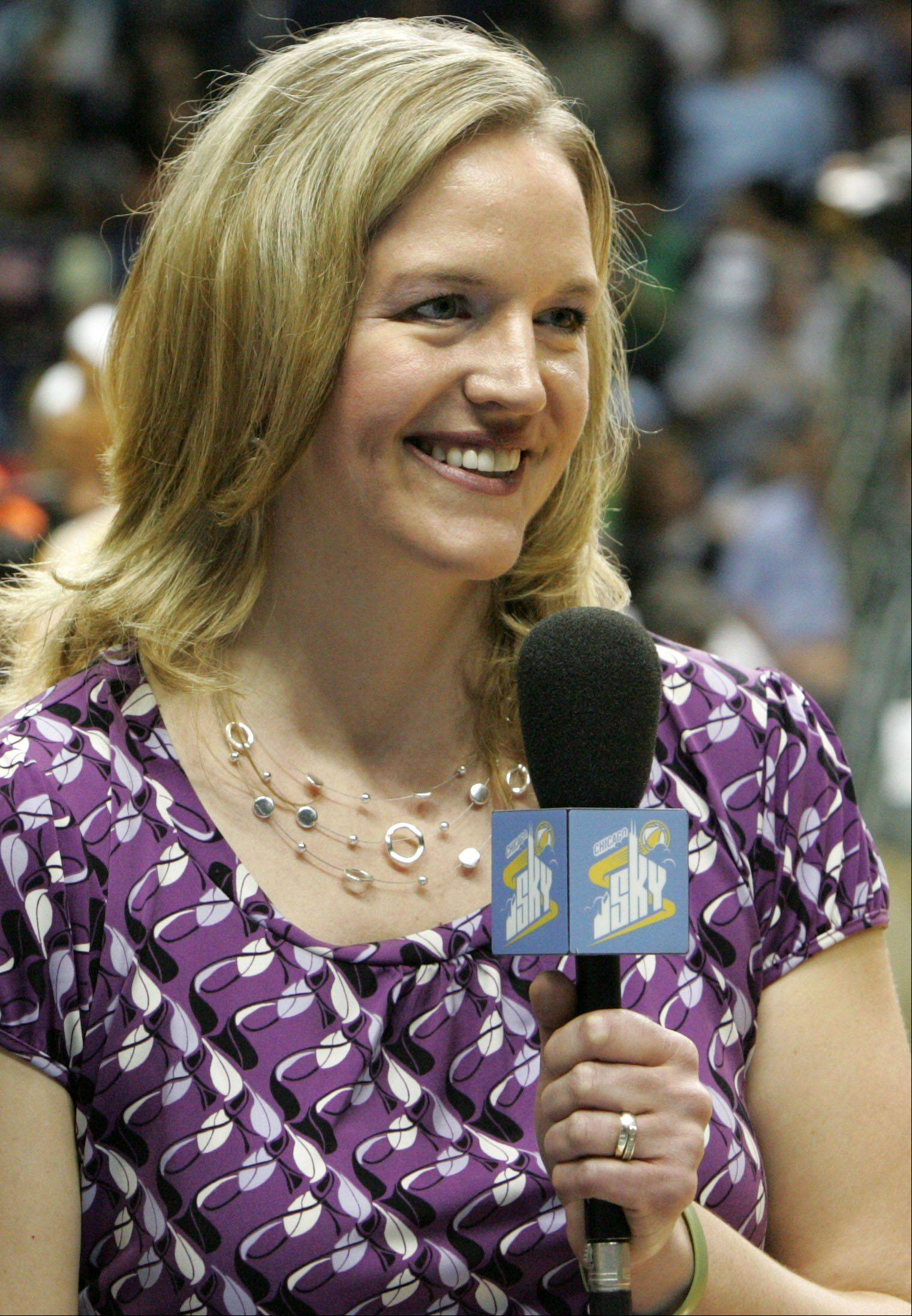 After a standout basketball career in high school at Culver Girls Academy and later at Northwestern University, Patricia Babcock McGraw stays close to the game as a Daily Herald sports writer and columnist. She also is a color commentator for the Chicago Sky, DePaul, the IHSA network and the Big Ten Network.