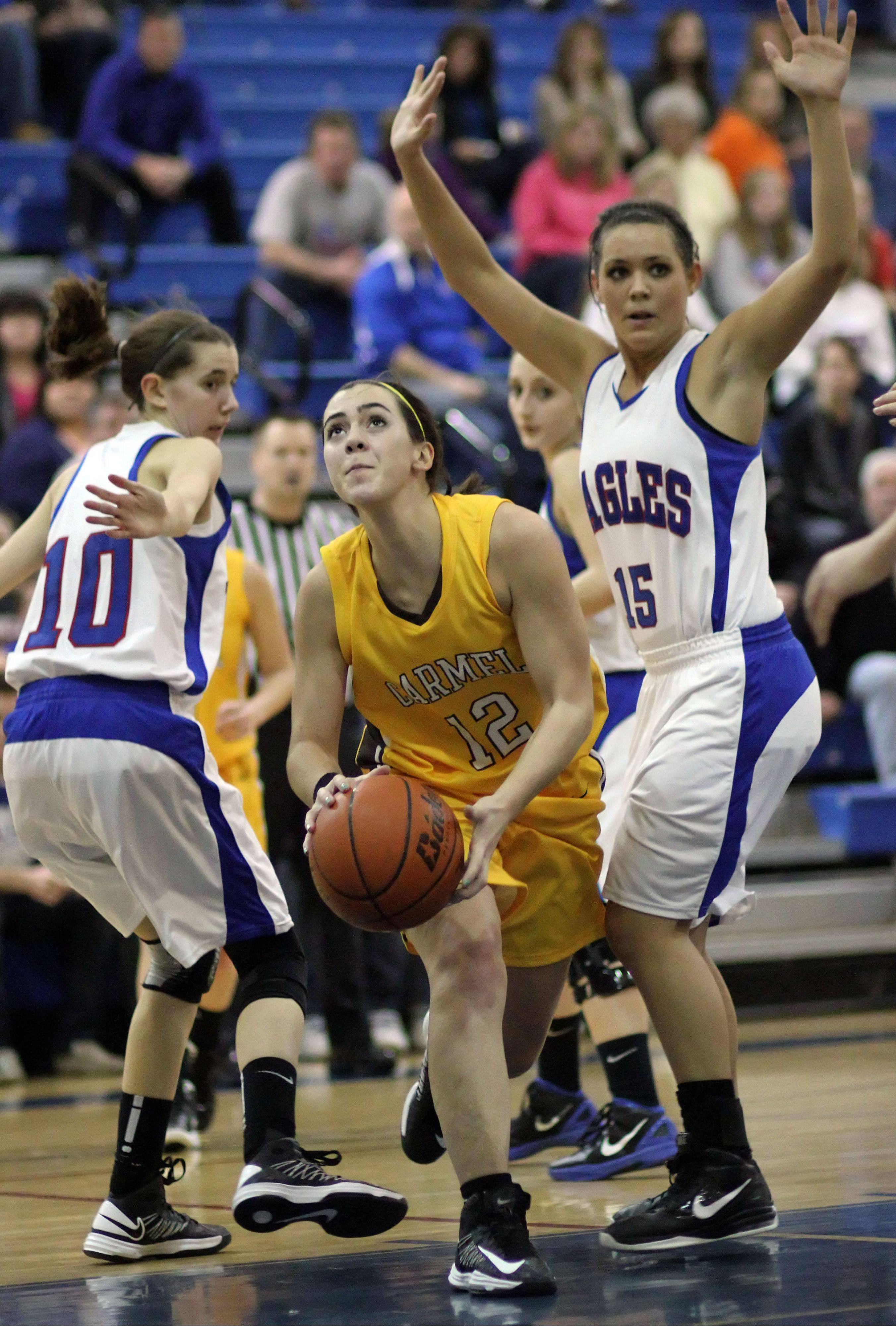 Considerate Carmel earns win over Lakes