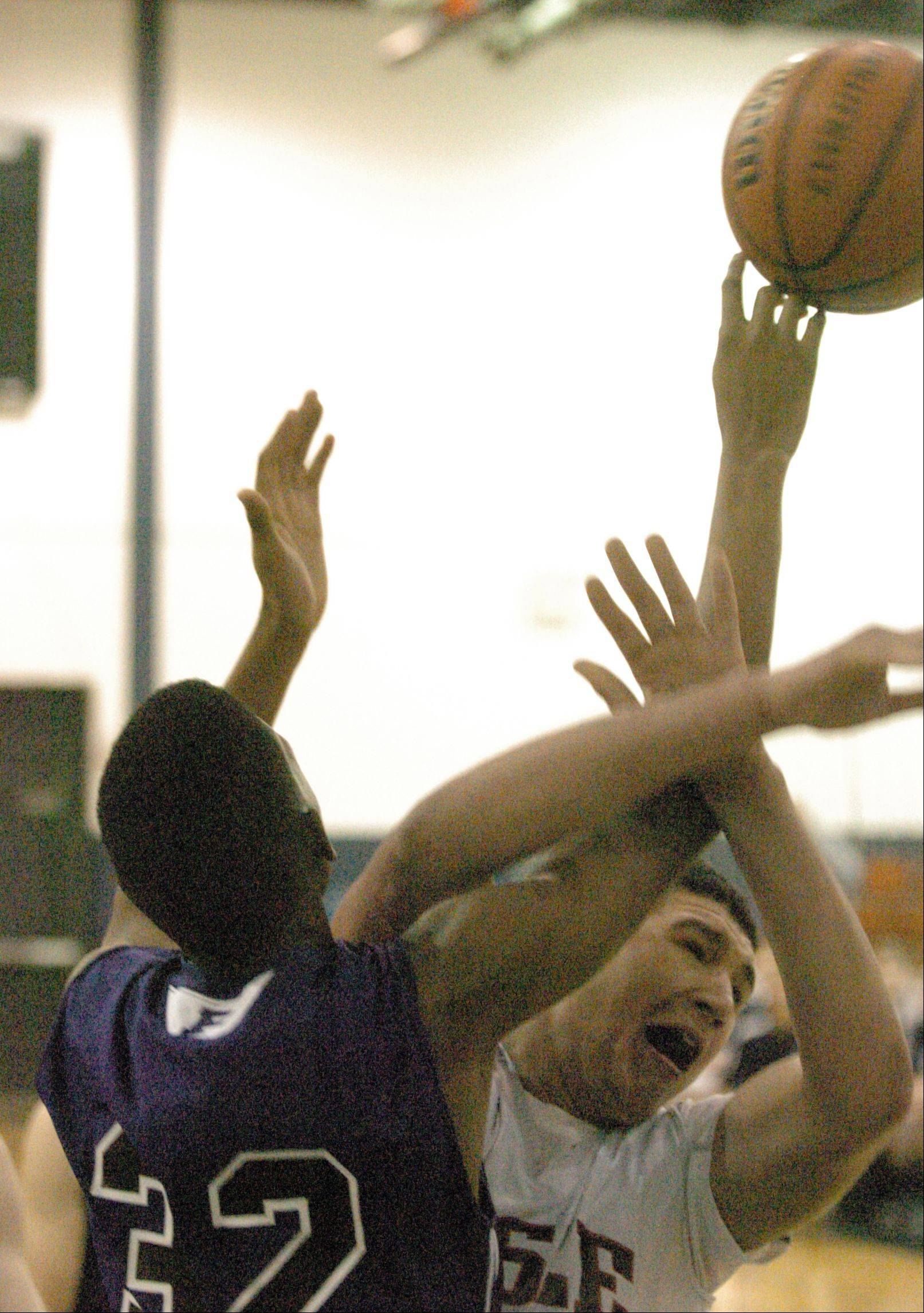 Lisle High School hosted Plano High School Tuesday night for boys basketball.