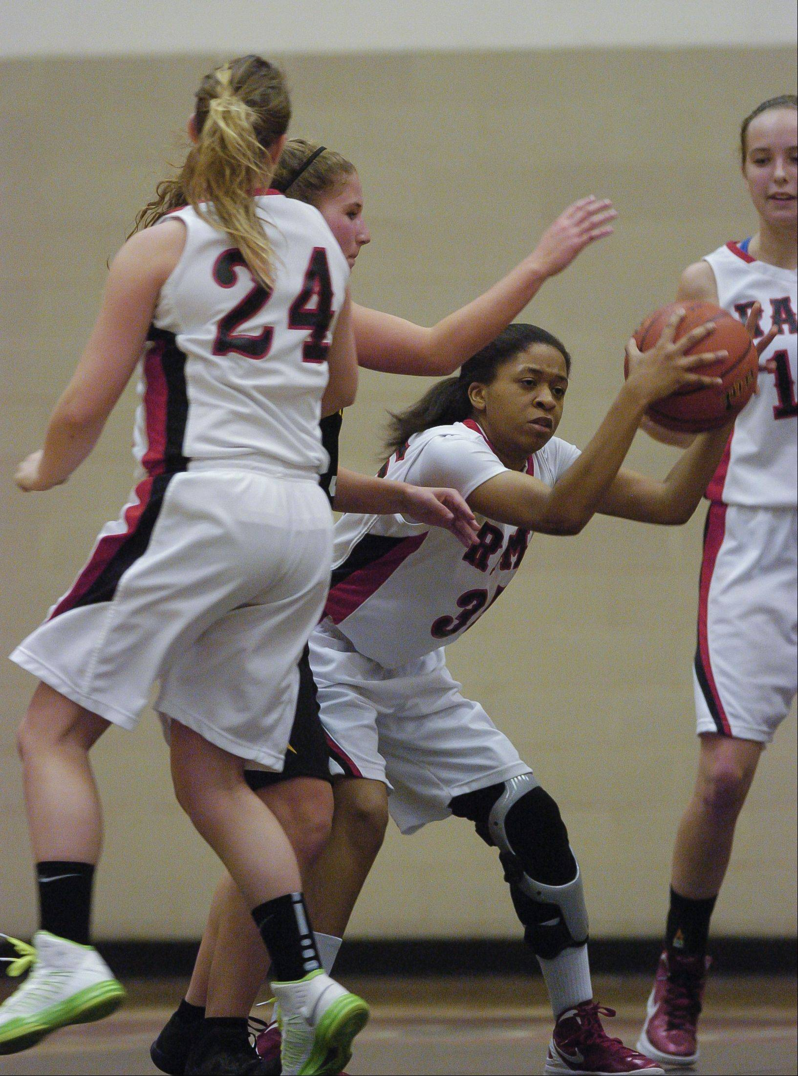 Glenbard East hosts Glenbard North in varsity girls basketball, Thursday in Lombard.