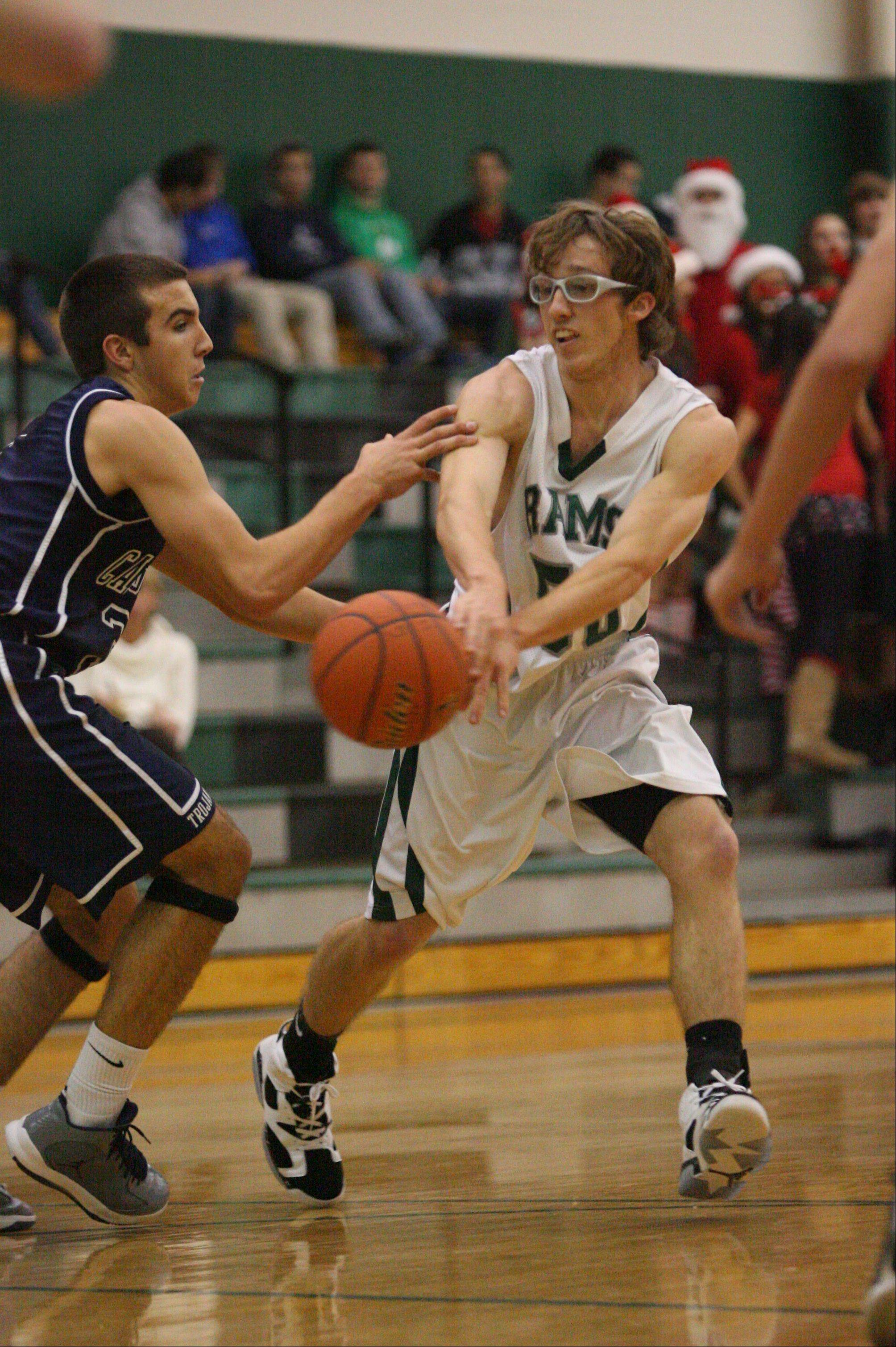 Images from the Cary-Grove at Grayslake Central boys basketball game Tuesday, Dec. 11 in Antioch.