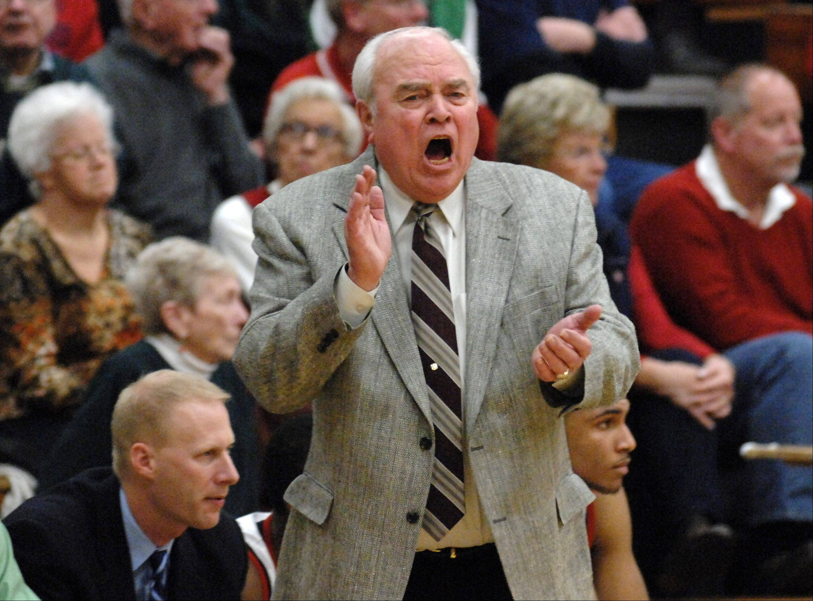 Veteran West Aurora coach Gordie Kerkman has his team off to a 7-1 start this year.