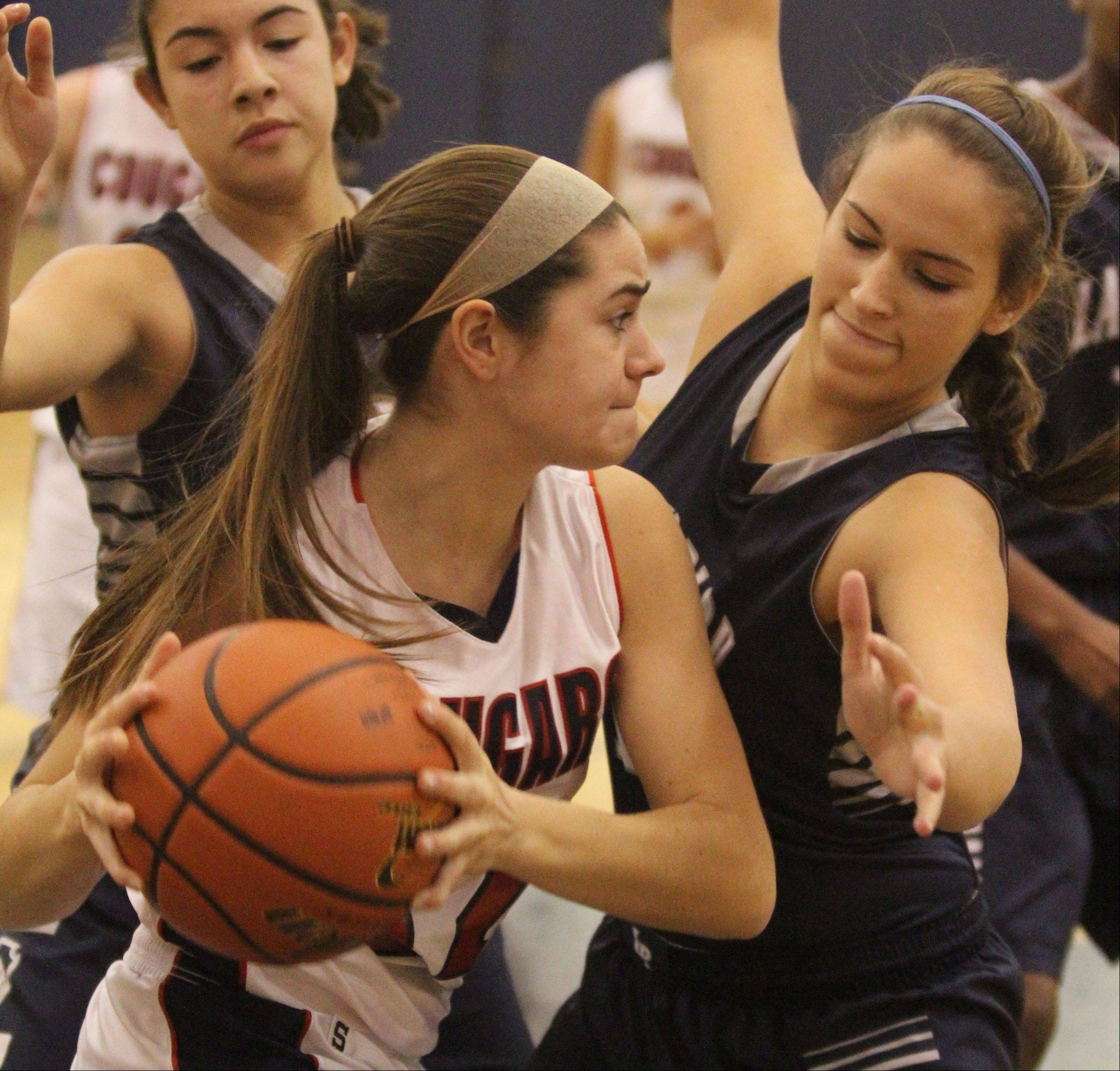 Images: Conant vs. Lake Park girls basketball