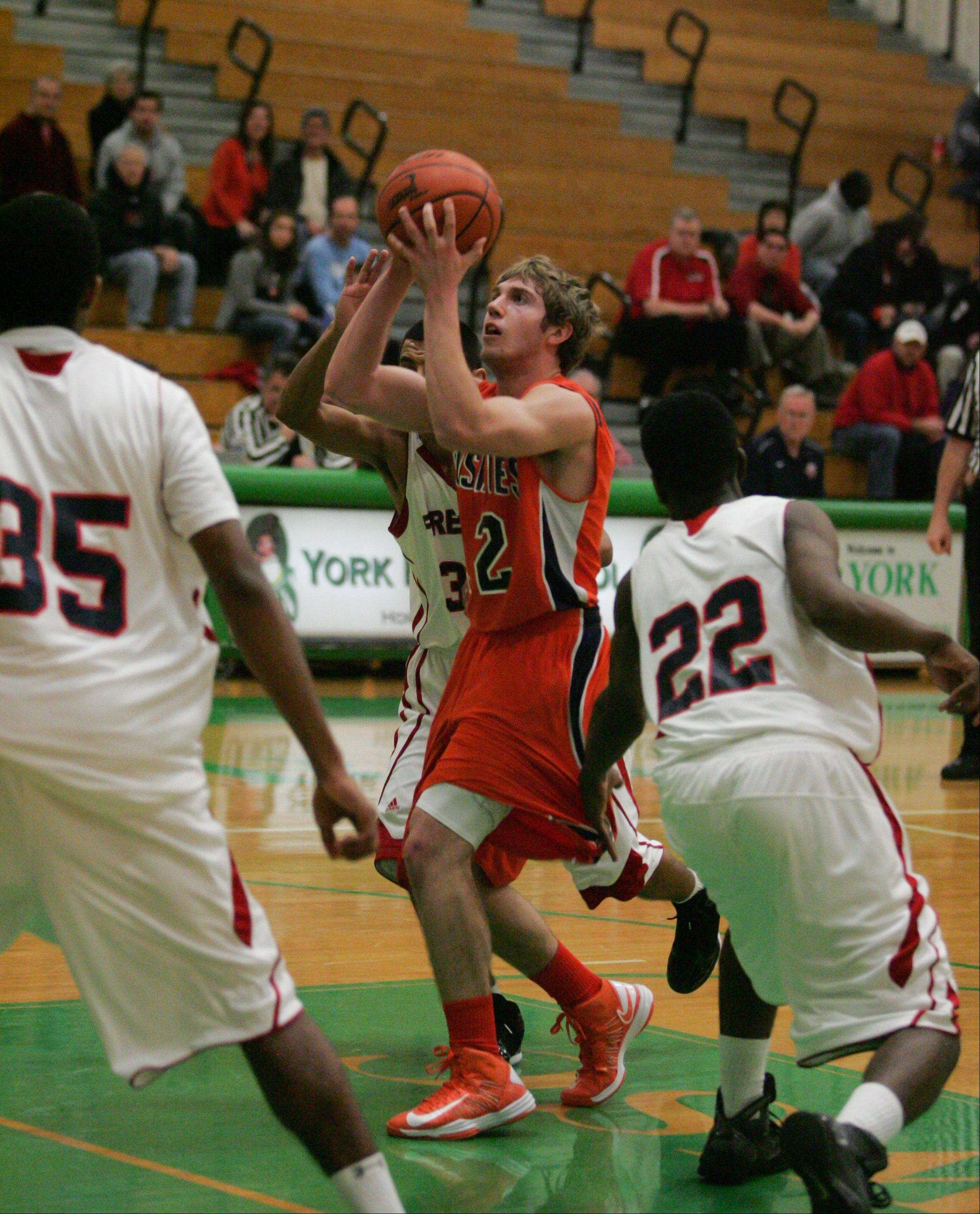 Images: Naperville North vs. UIC College Prep boys basketball