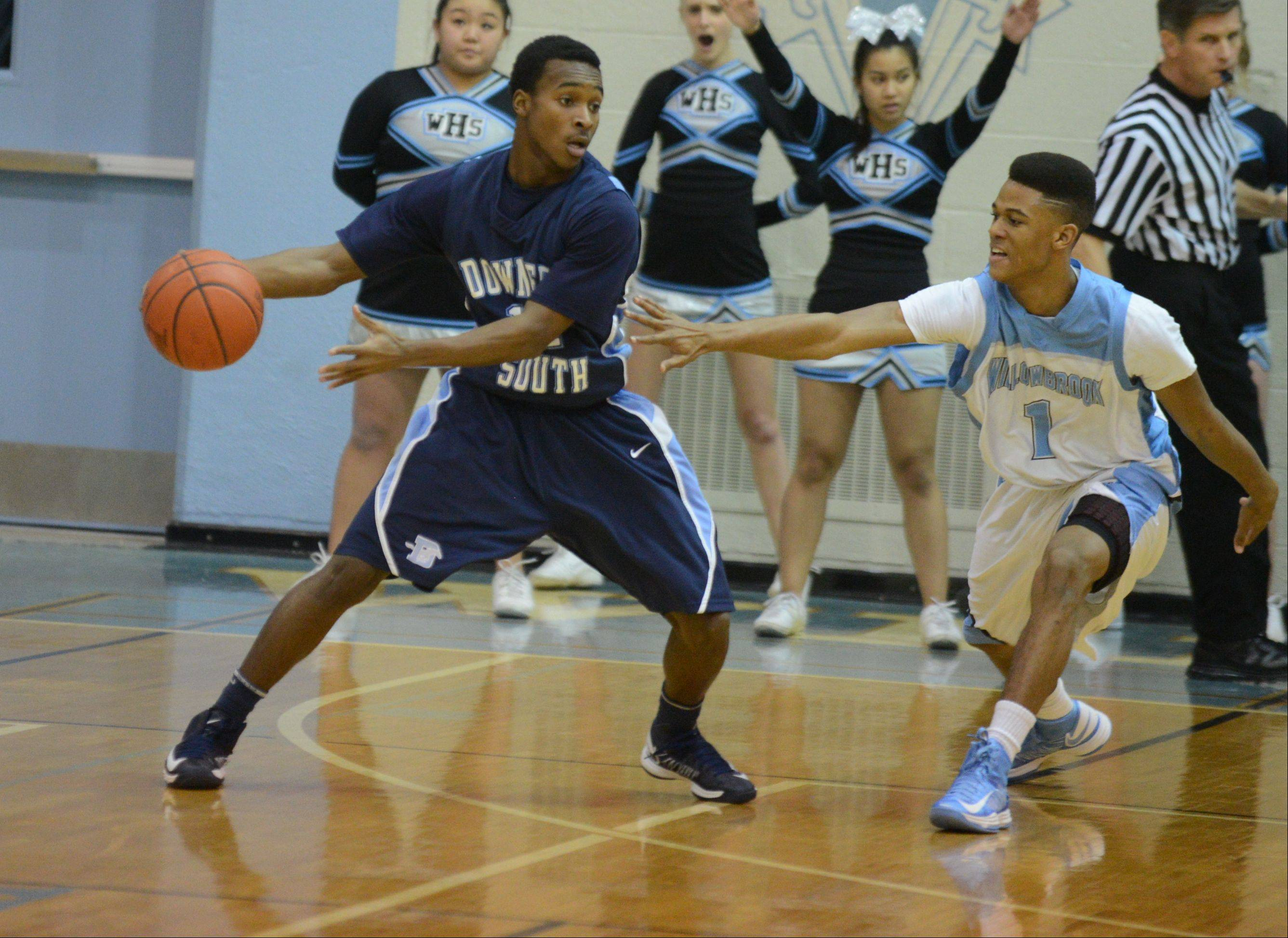Images: Willowbrook vs. Downers Grove South, boys basketball