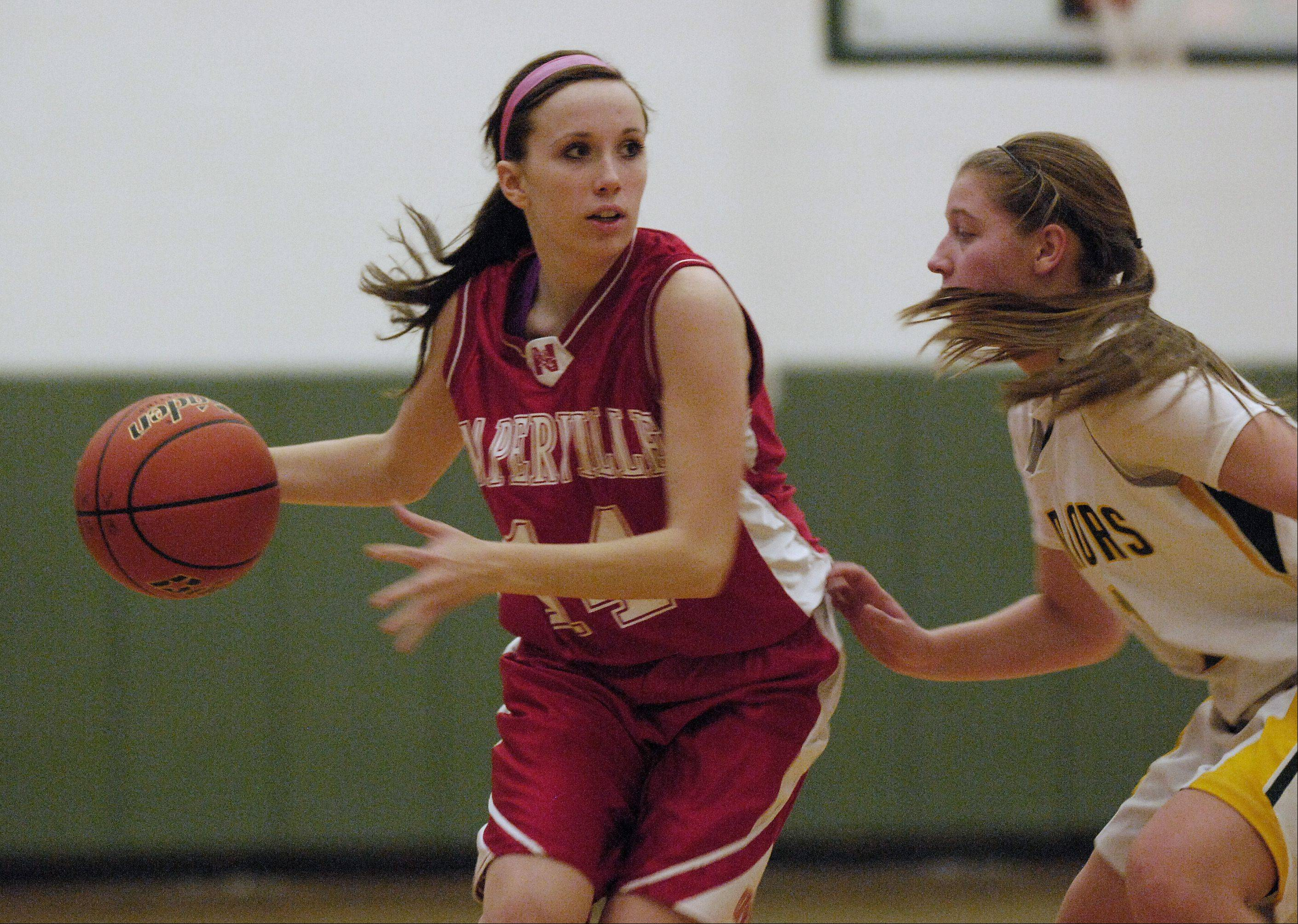 Images: Naperville Central vs. Waubonsie Valley, girls basketball