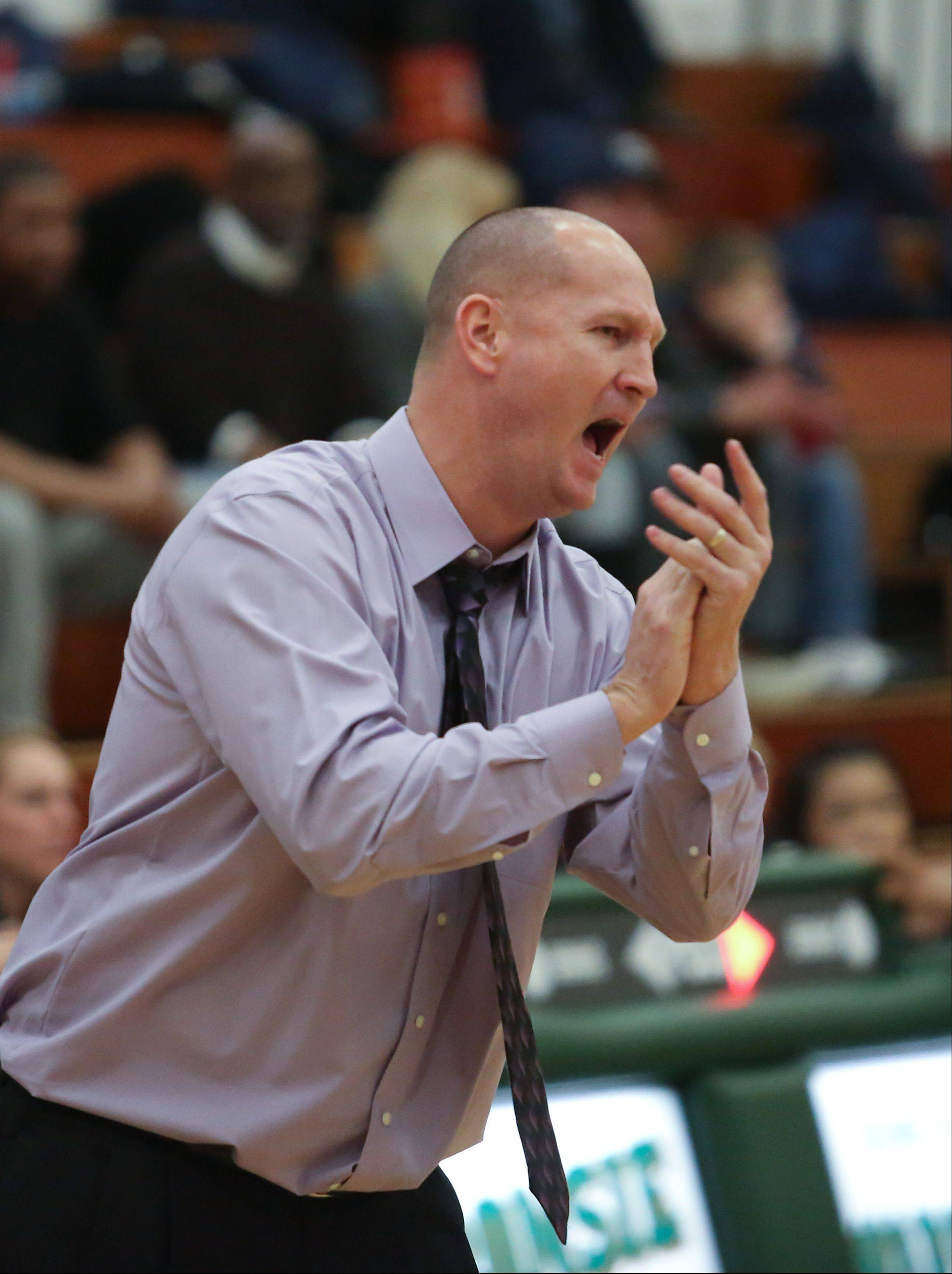 Waubonsie Valley hosted Plainfield South Tuesday night for boys basketball.