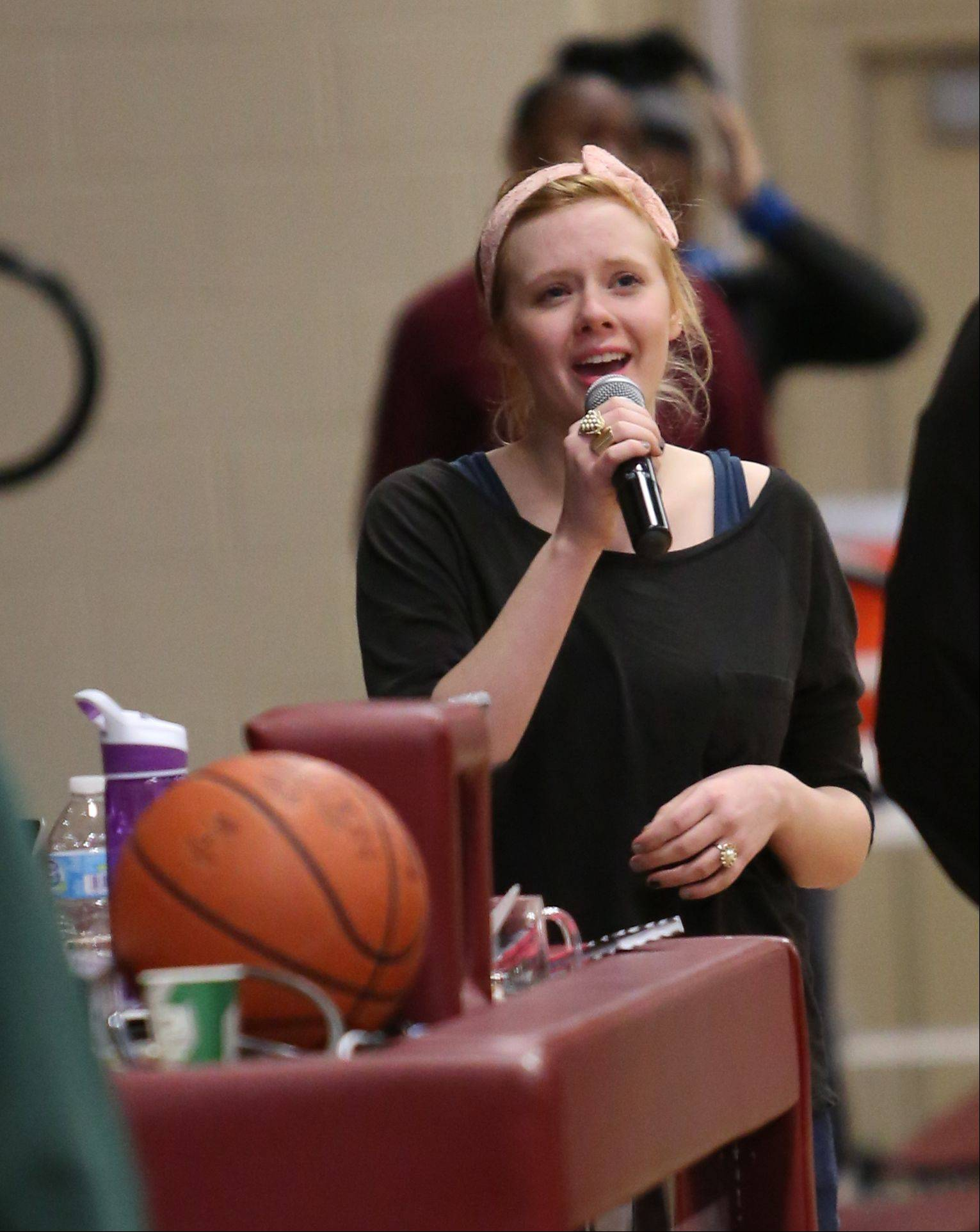 Wheaton Academy hosted Walther Lutheran Monday night for girls basketball