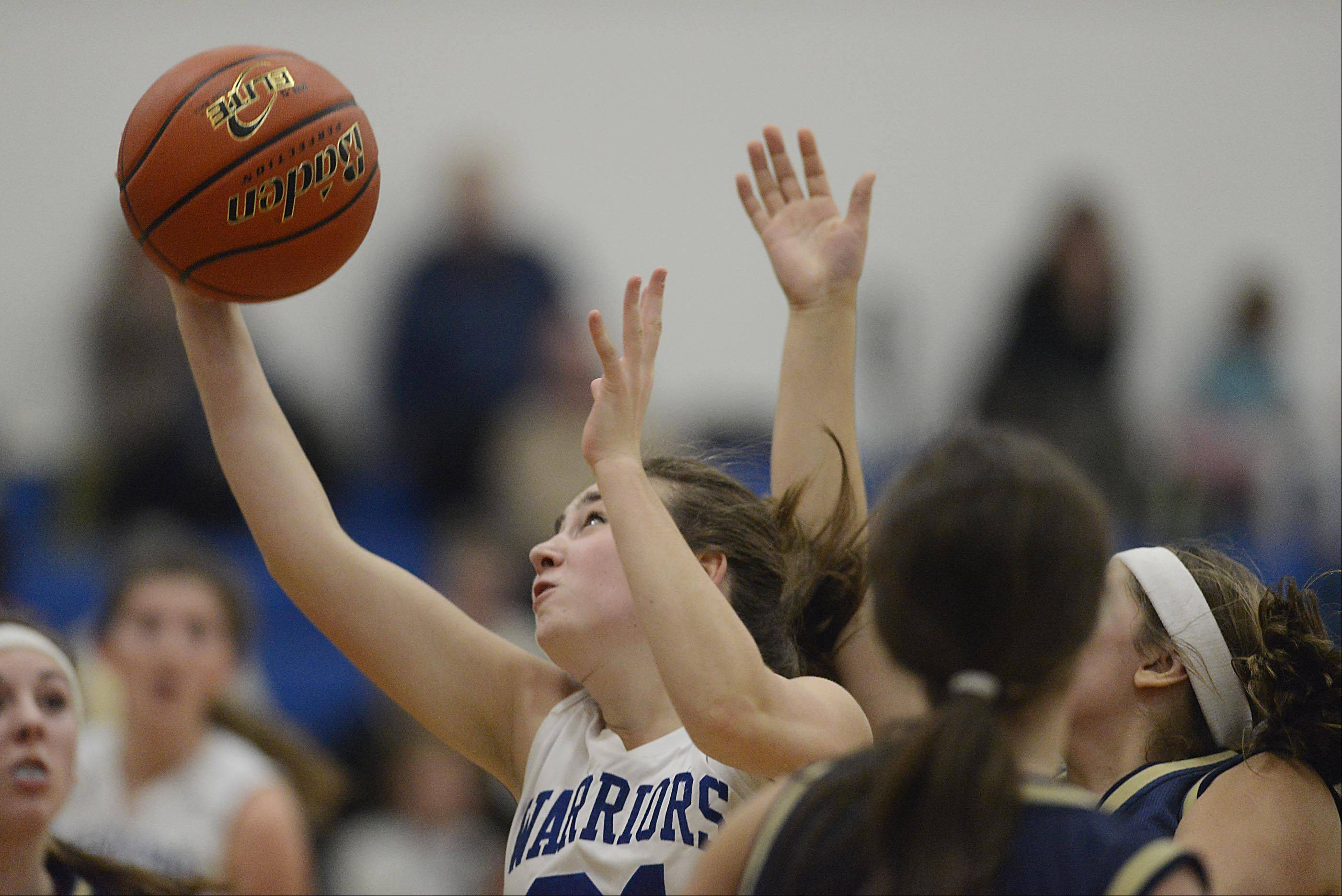Images: Westminster Christian vs. Ottawa Marquette, girls basketball