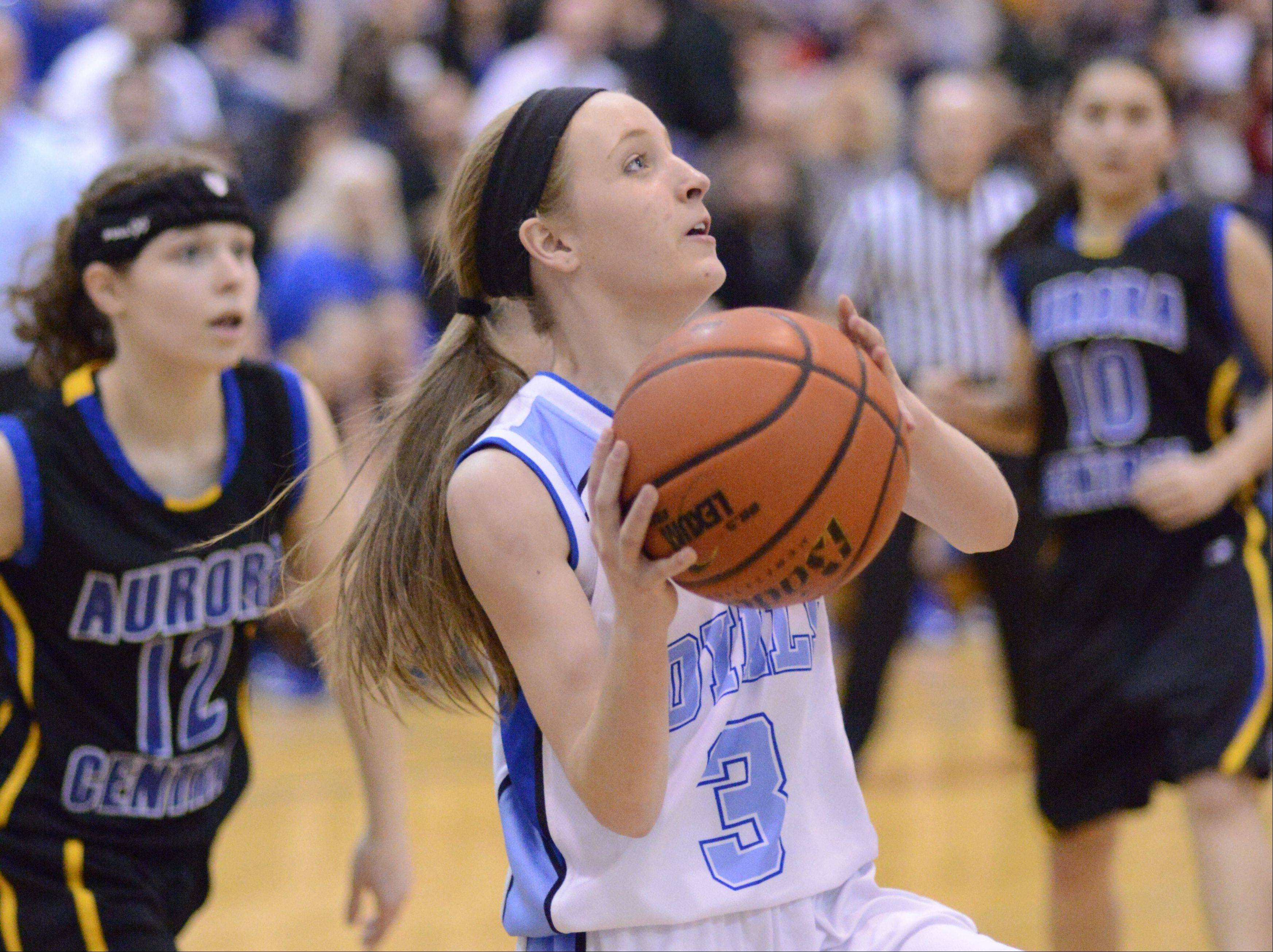 Images: Aurora Central Catholic vs. Rosary, girls basketball