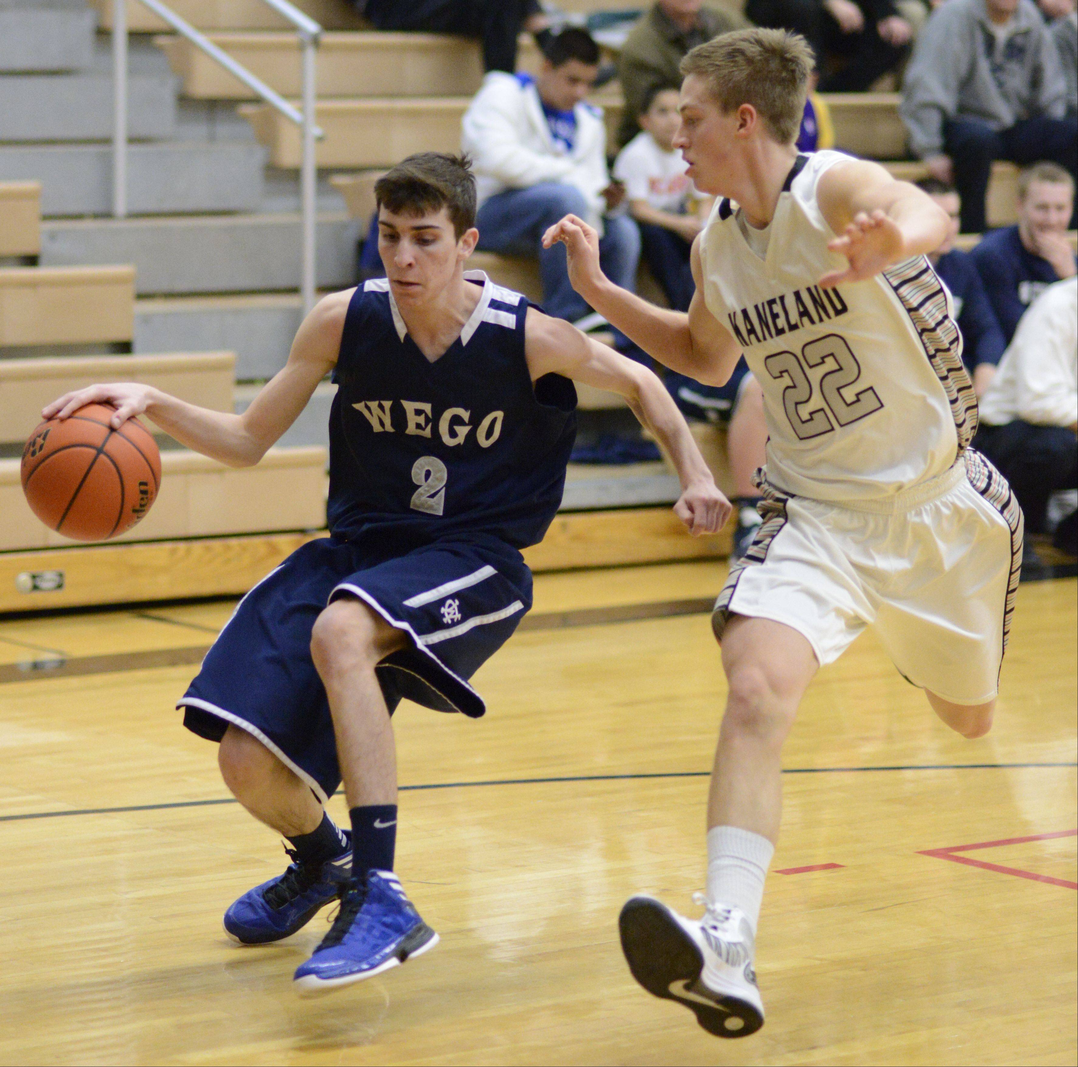 Images: West Chicago vs. Kaneland, boys basketball