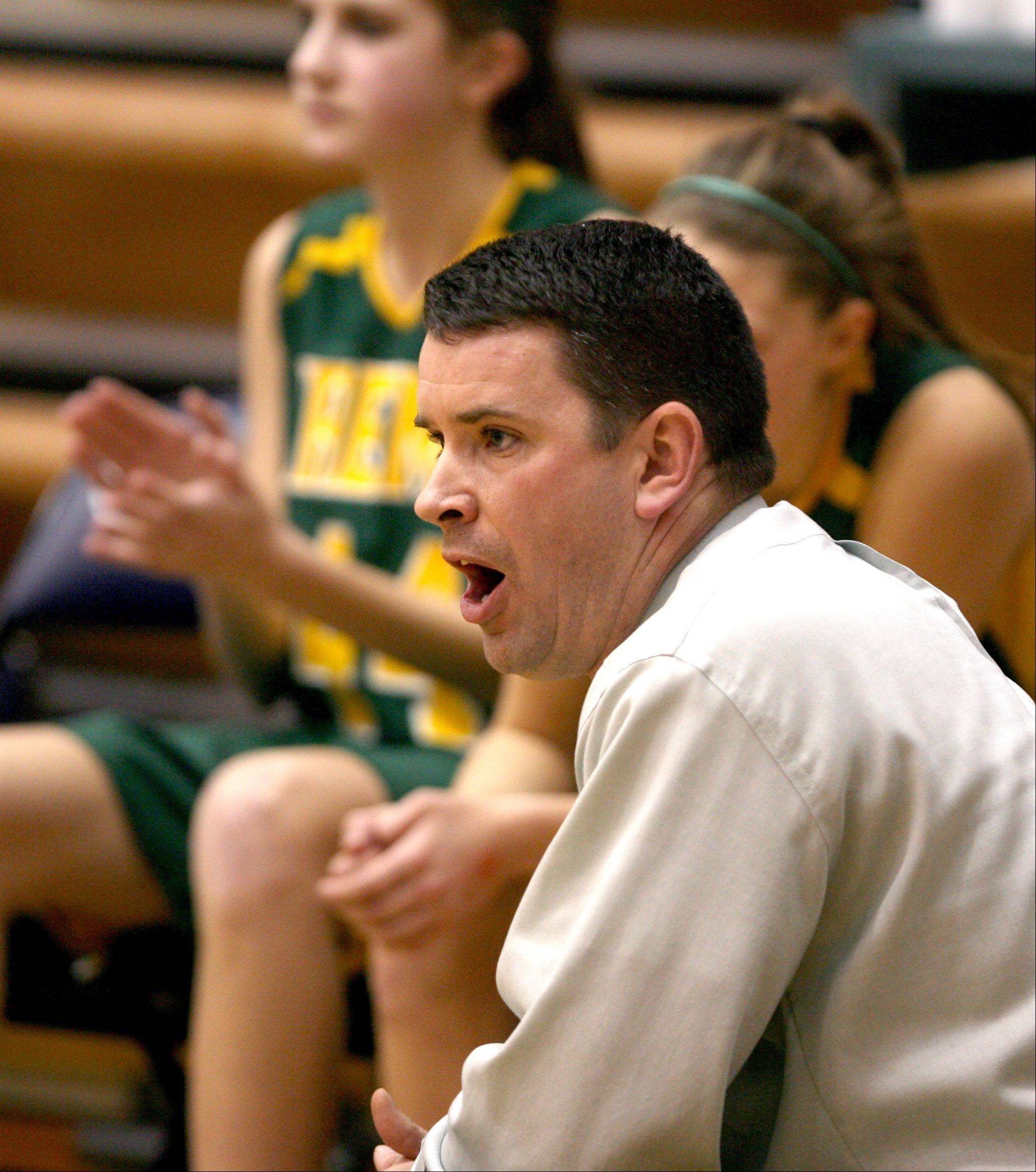 Coach David Yates leads Fremd into a fourth Mid-Suburban League championship game under his guidance Wednesday.